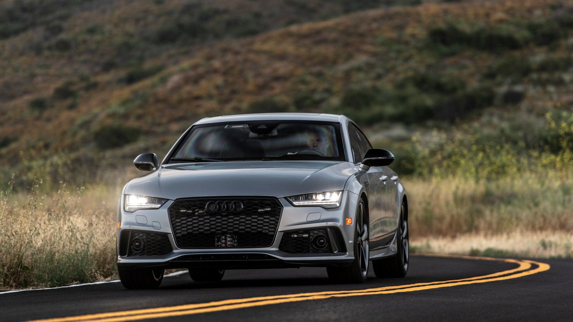 Armored Audi RS 7 by AddArmor