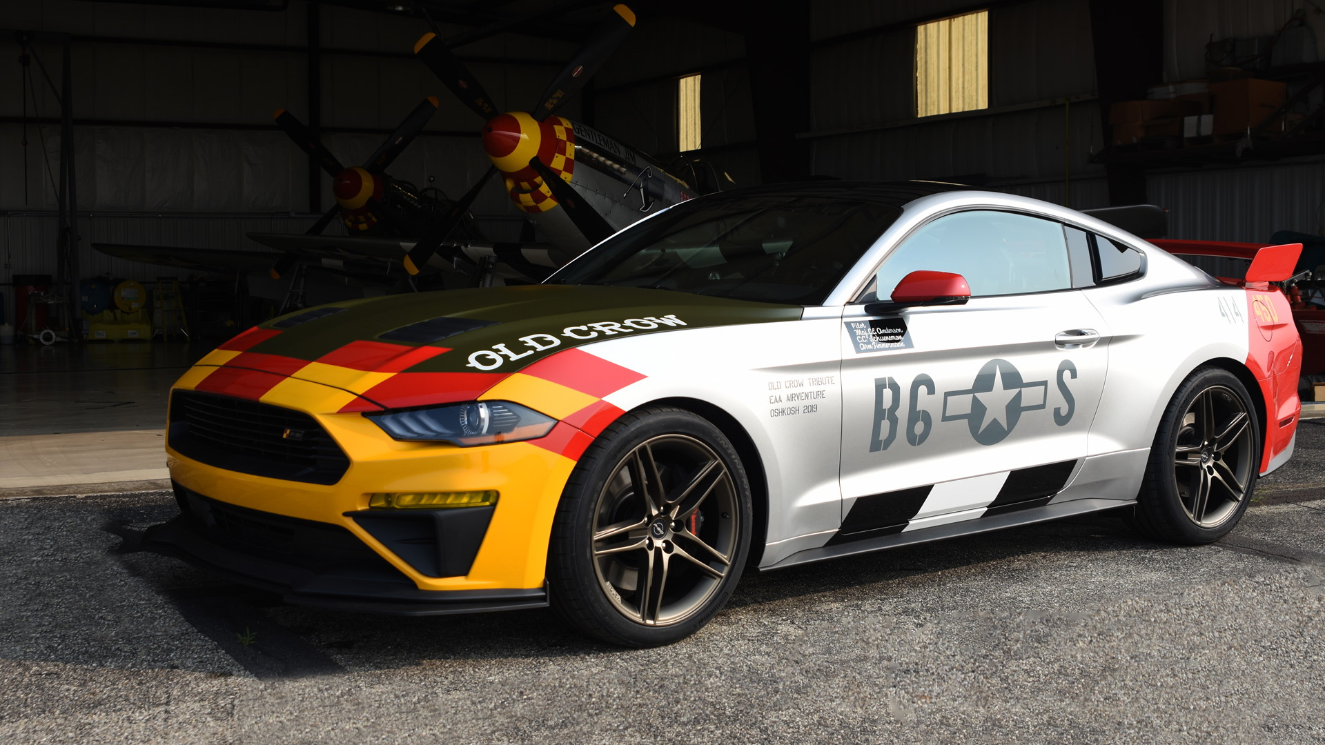 2019 Old Crow Ford Mustang GT