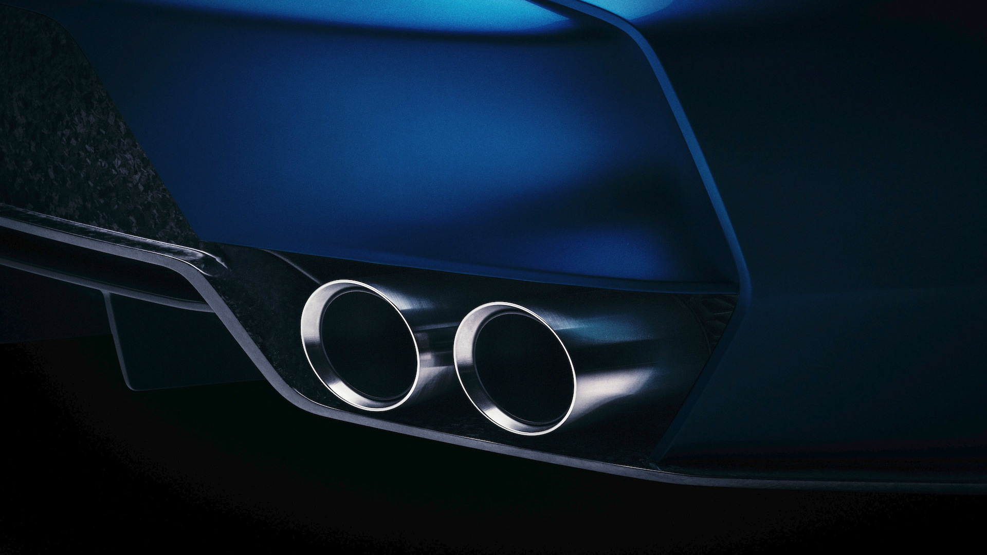 Teaser for Acura Type S Concept debuting at 2019 Monterey Car Week