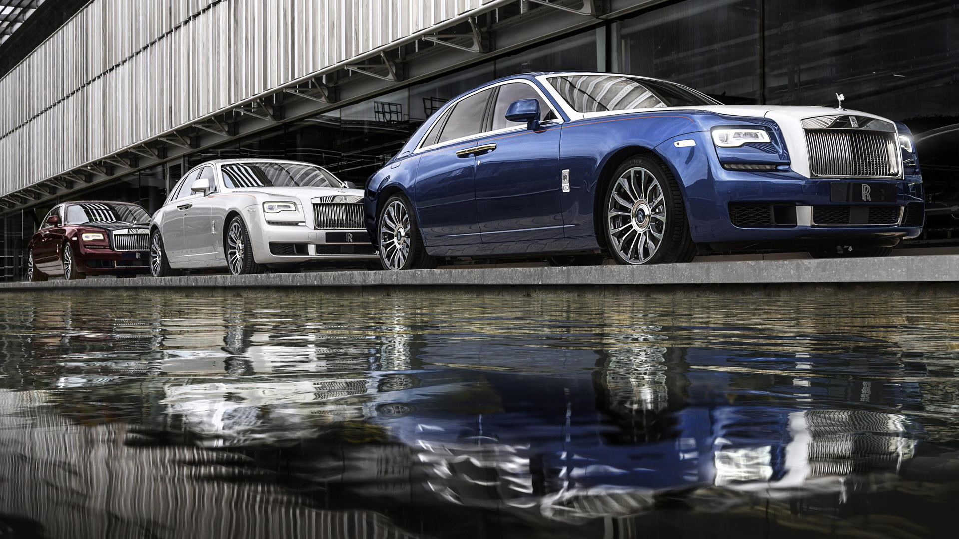 2020 Rolls-Royce Ghost Zenith Collection