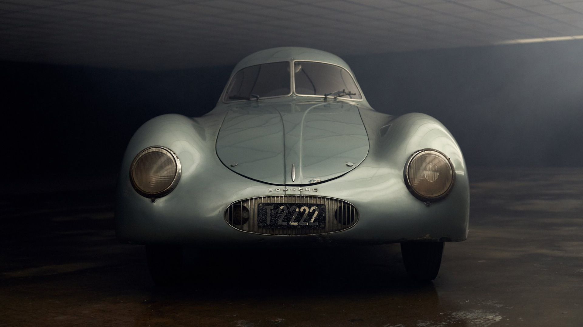 1939 Porsche Type 64 fails to sell due to auction snafu