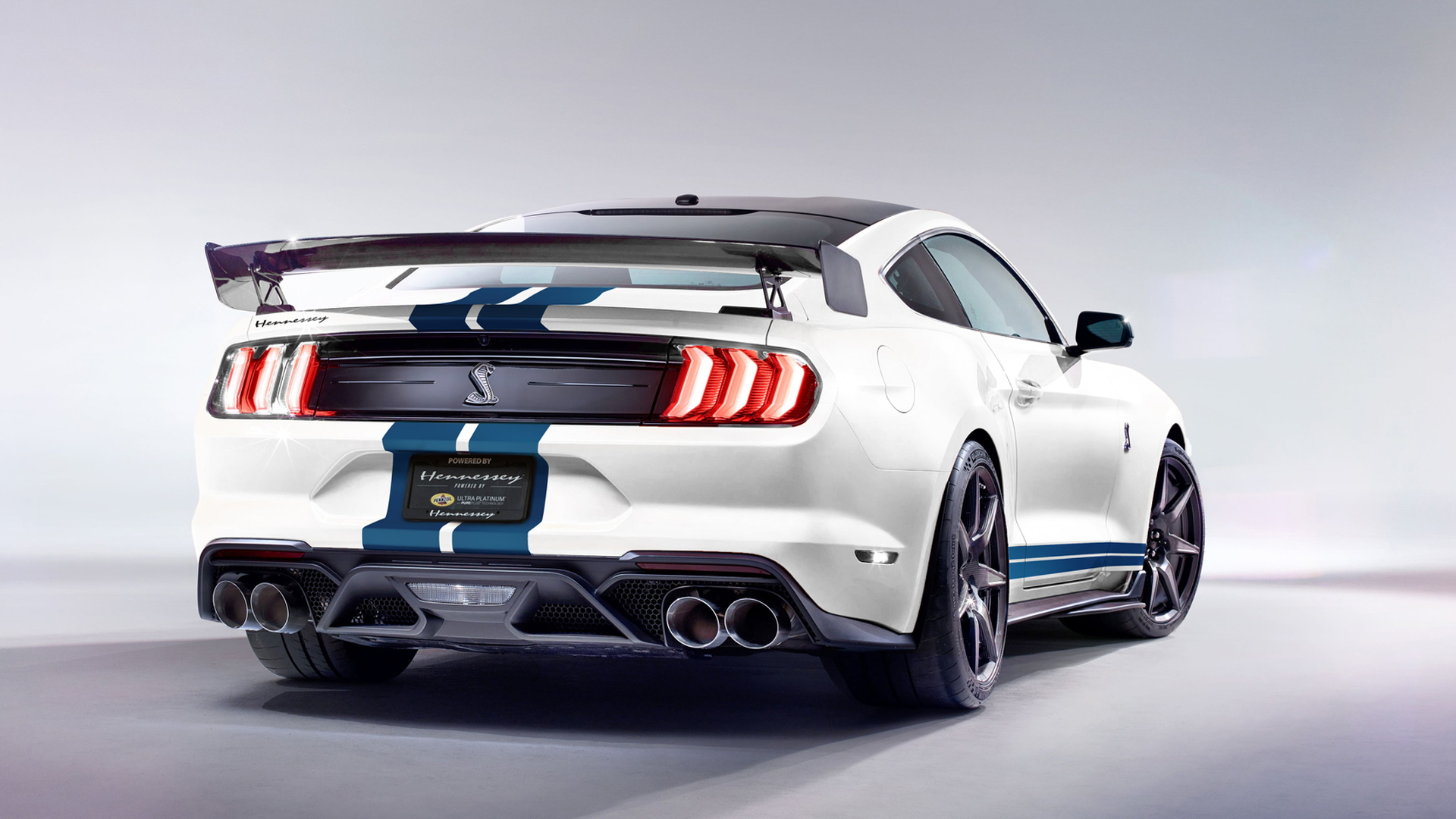 2020 Ford Mustang Shelby GT500 Hennessey Venom 1200