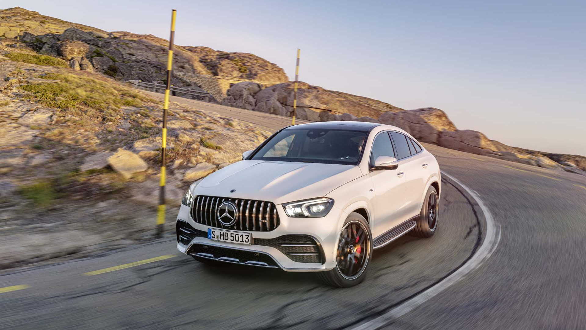 2021 Mercedes-AMG GLE53 Coupe