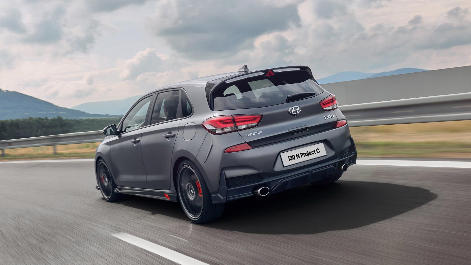 2020 Hyundai i30 N Project C