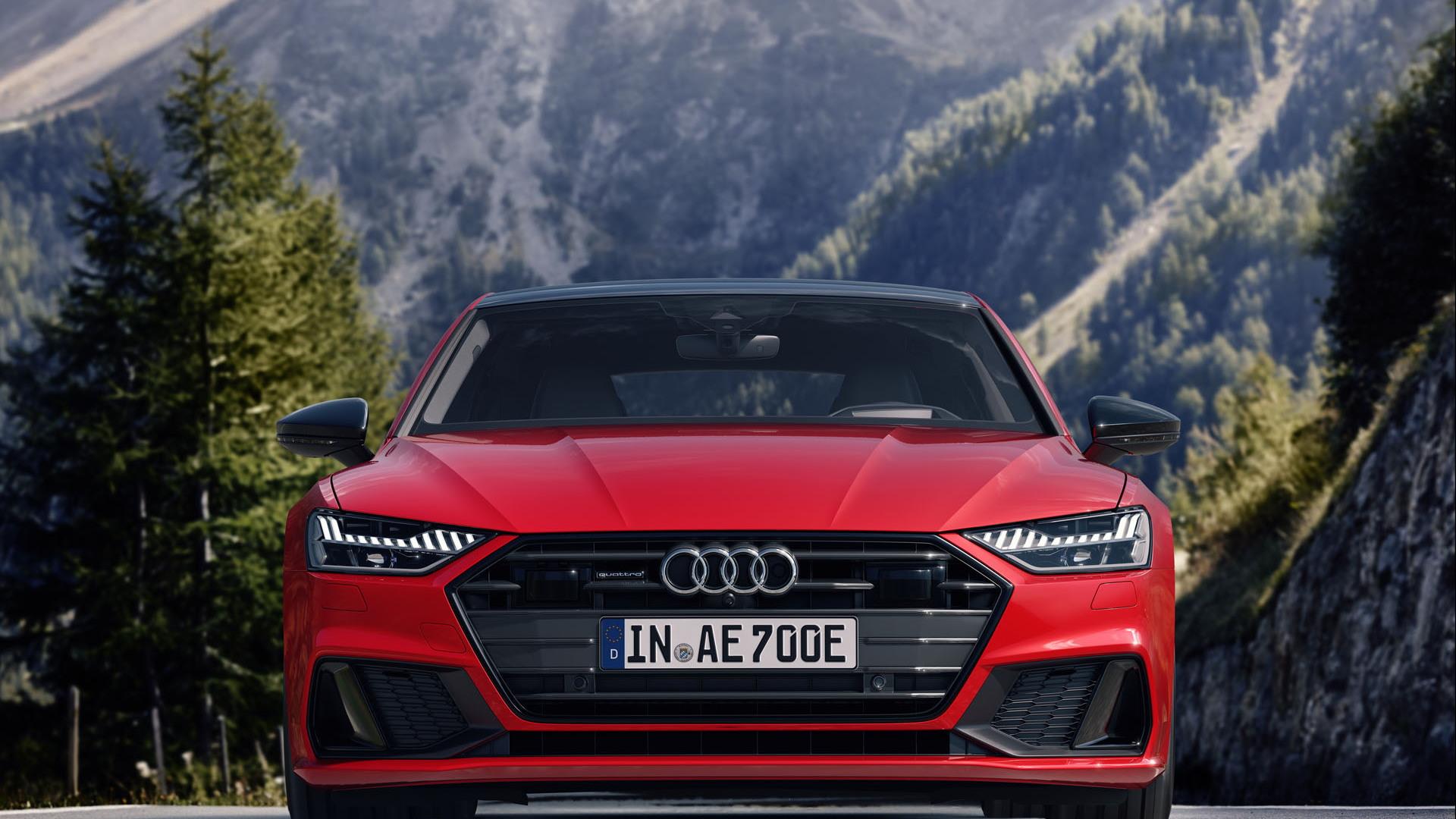 Audi A7 plug-in hybrid