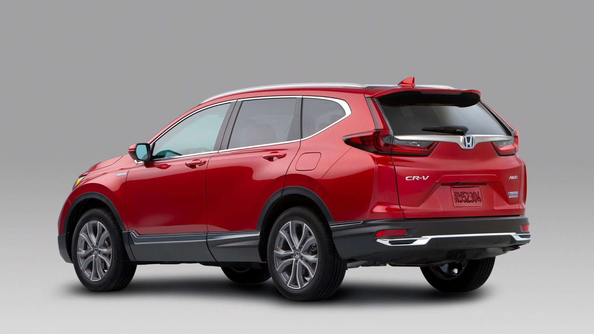 Best Hybrid Cars 2020.Confirmed 2020 Honda Cr V Hybrid Arriving For Us In Early