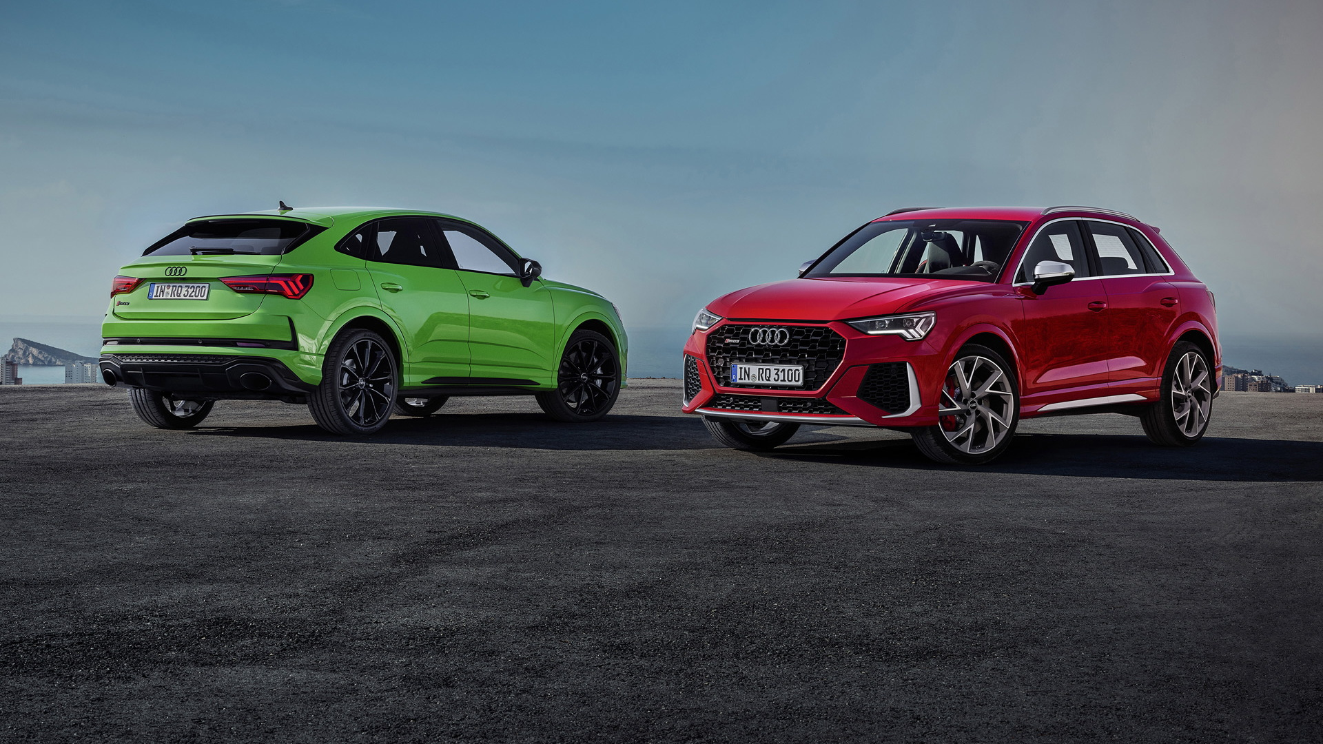 Audi's RS Q3 reborn with upgraded five-cylinder engine