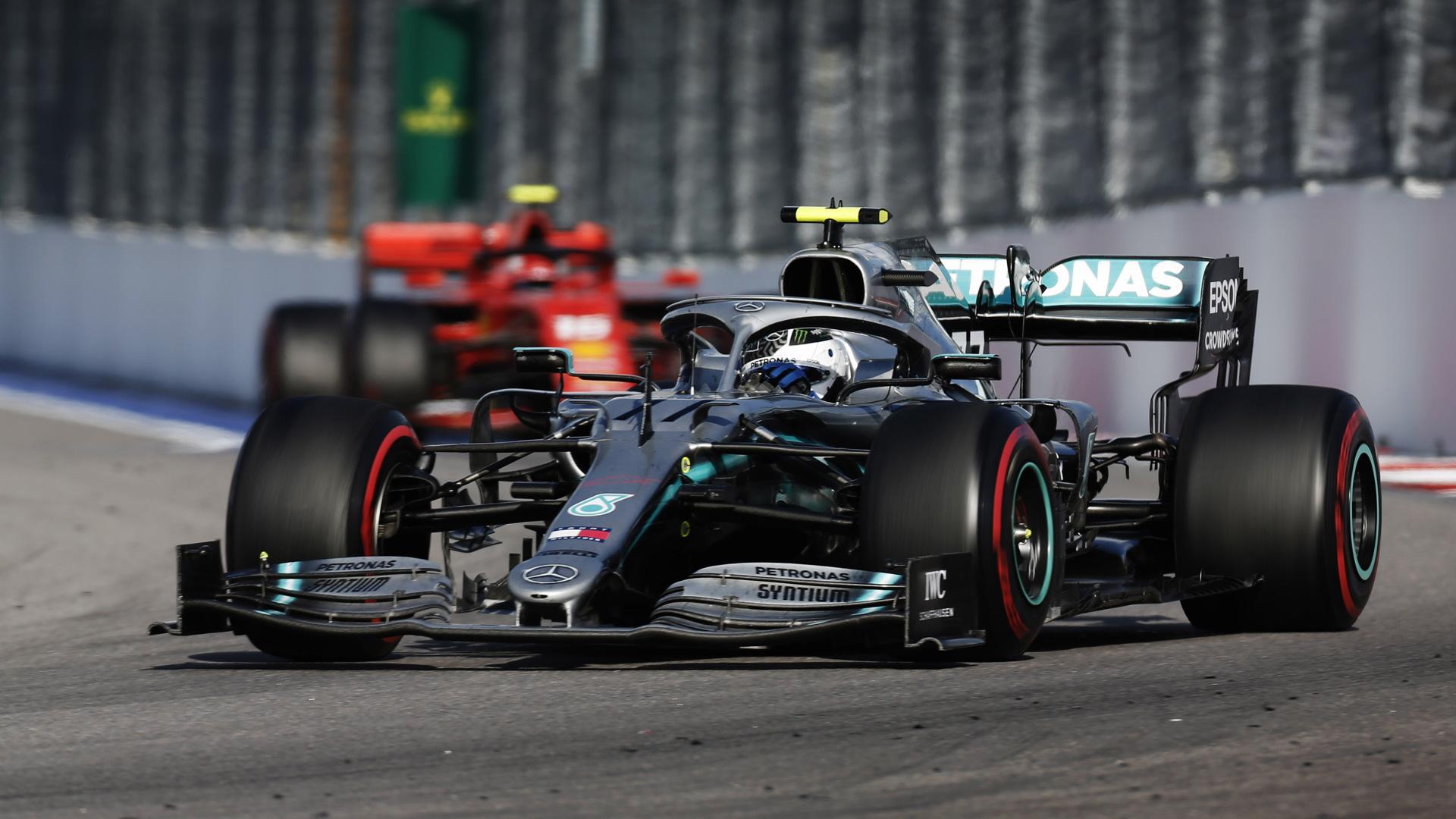 2019 Formula One Russian Grand Prix