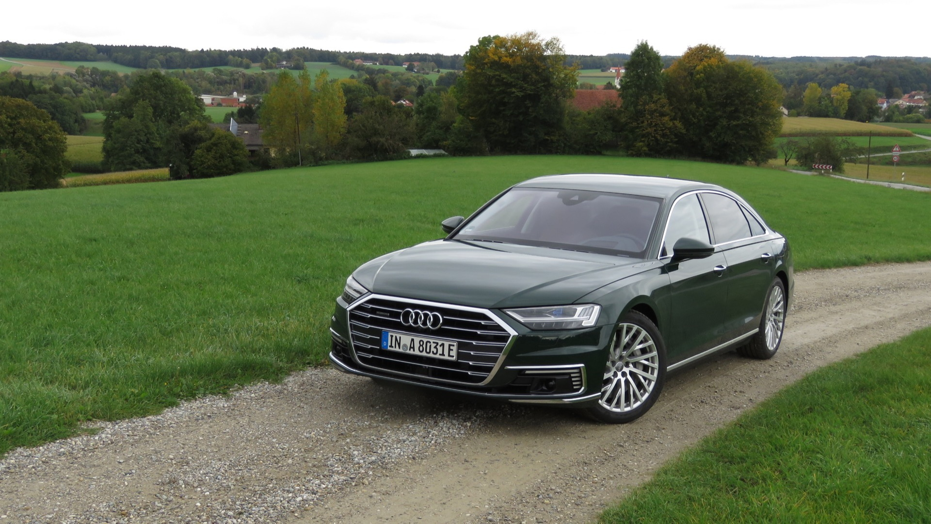 First drive review: 2020 Audi A8 plug-in hybrid reflects ...