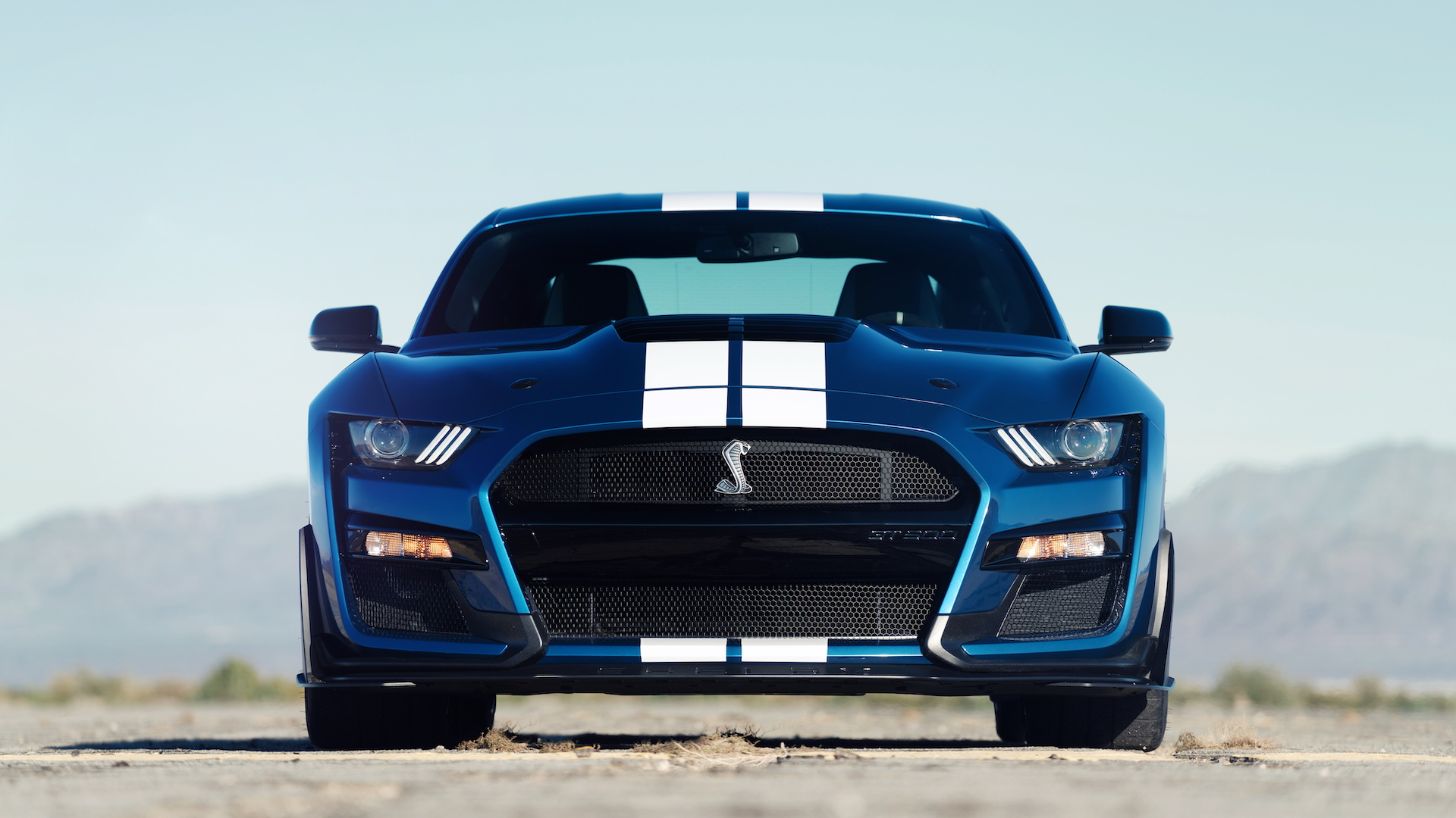 Ford Mustang Shelby Gt500 Motor Authority Best Car To Buy 2021 Nominee