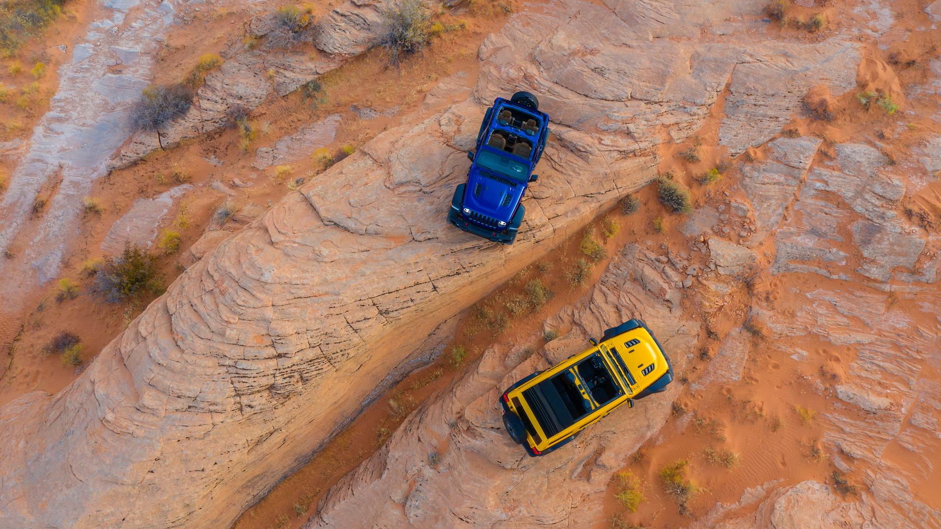 2020 Jeep Wrangler Rubicon EcoDiesel