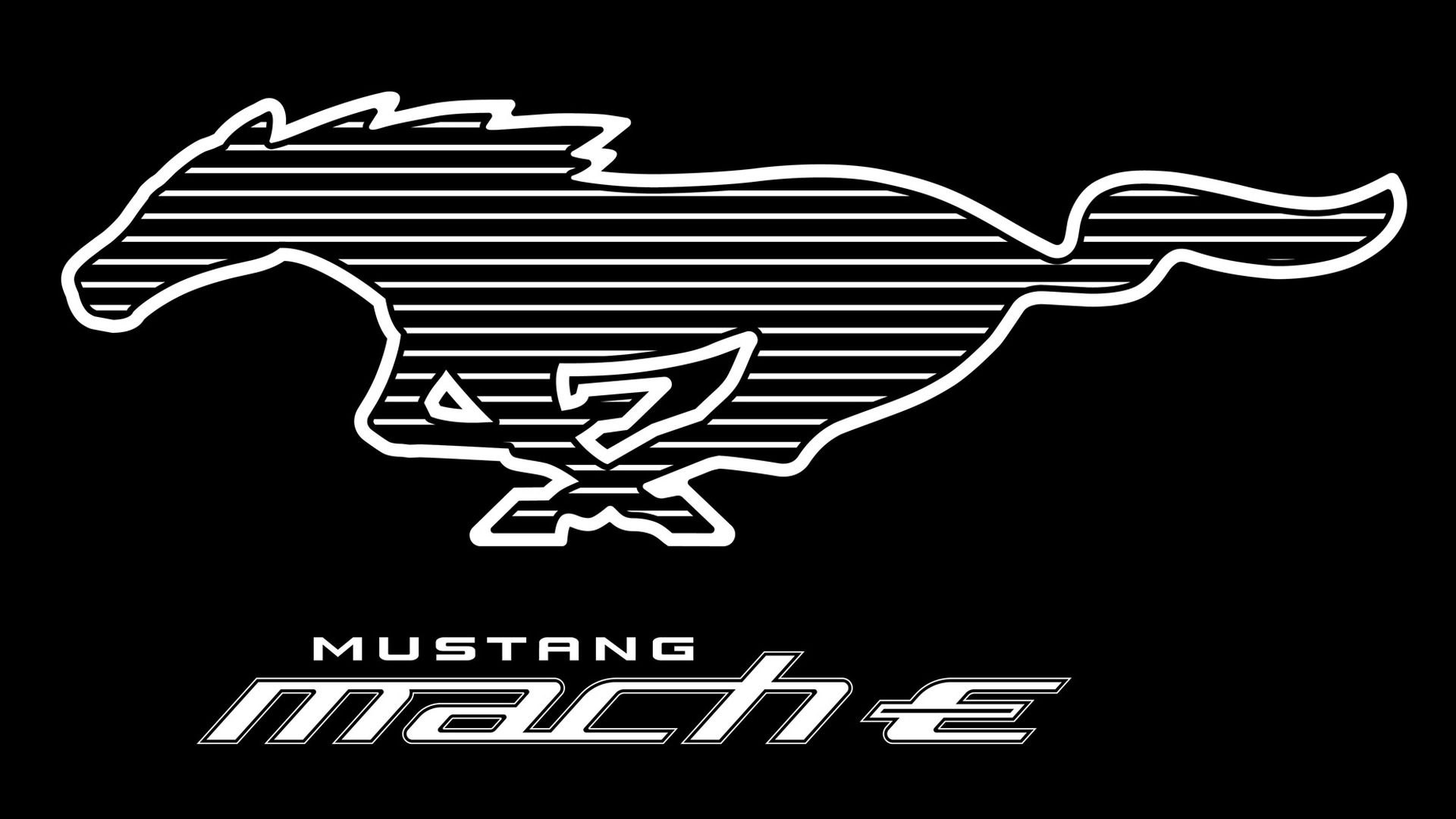 Confirmed: Ford EV Crossover Named Mustang Mach-E