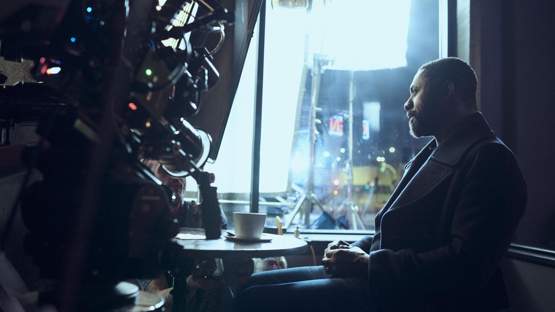 Idris Elba Ford EV crossover launch