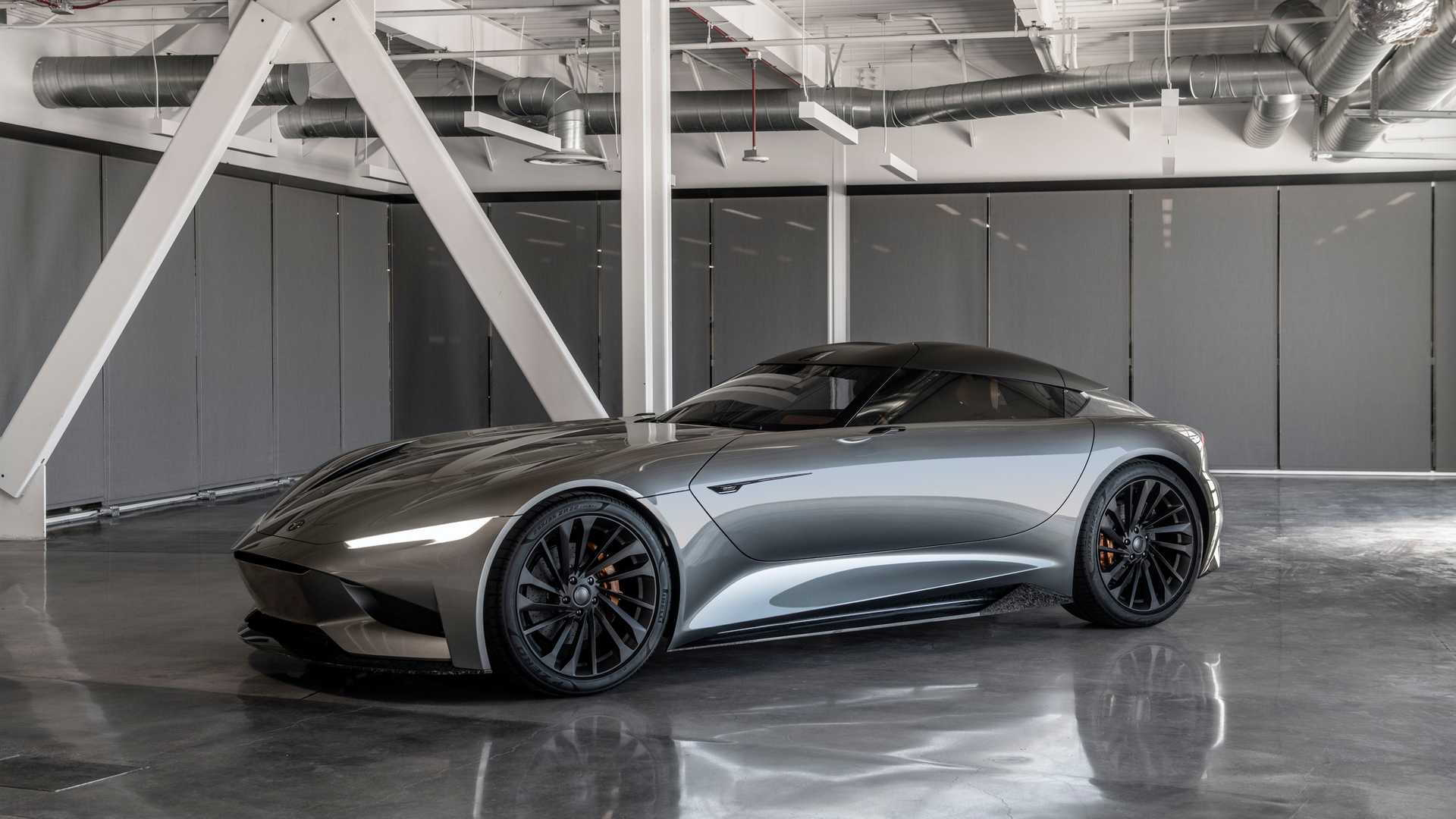 Karma Stuns In LA With 1100-HP SC2 Concept Car