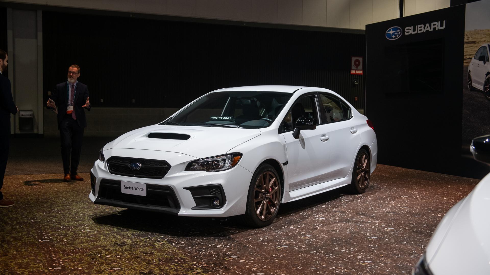 2020 Subaru Wrx Ratings