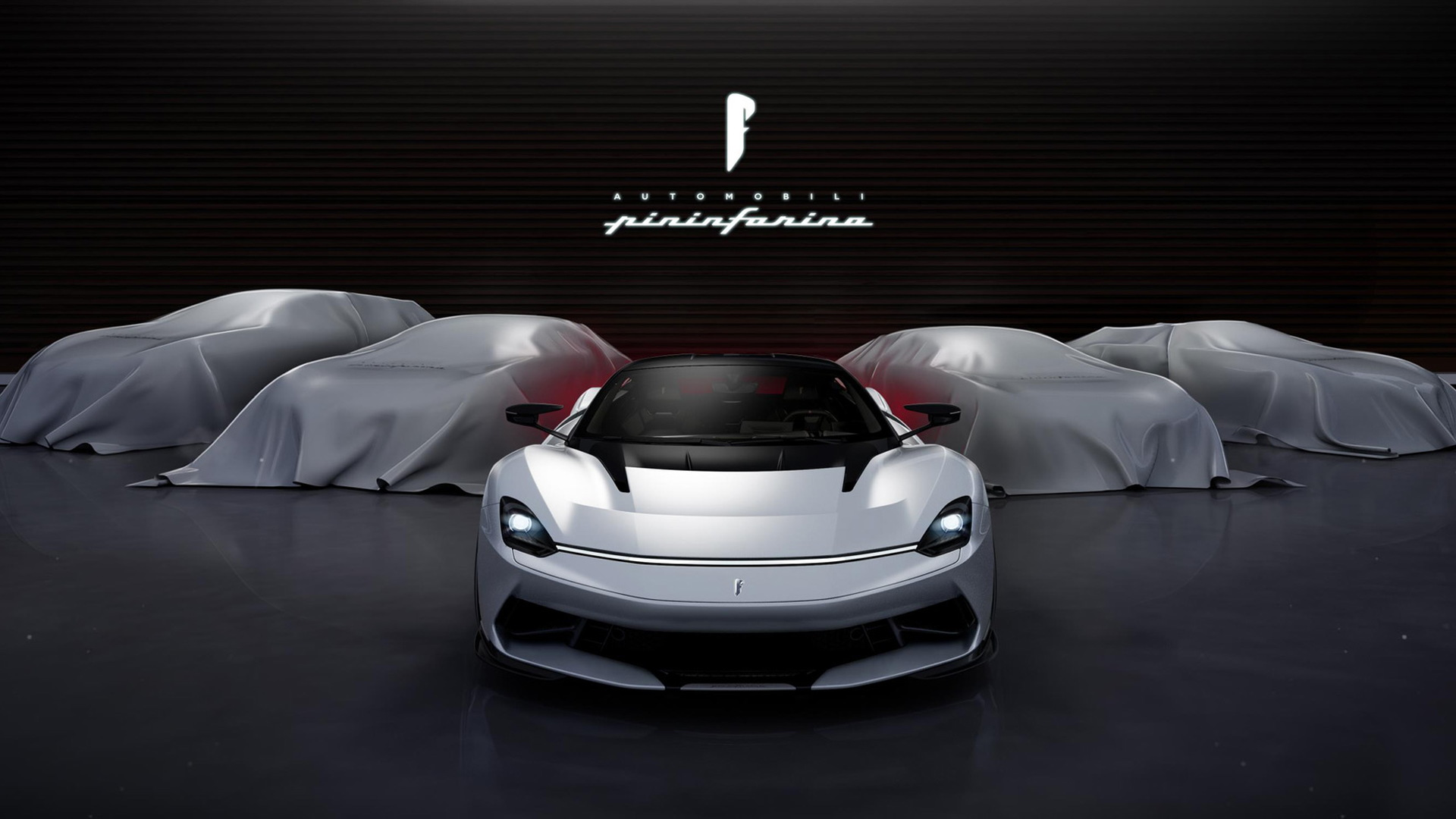 Teaser for Pininfarina's future lineup