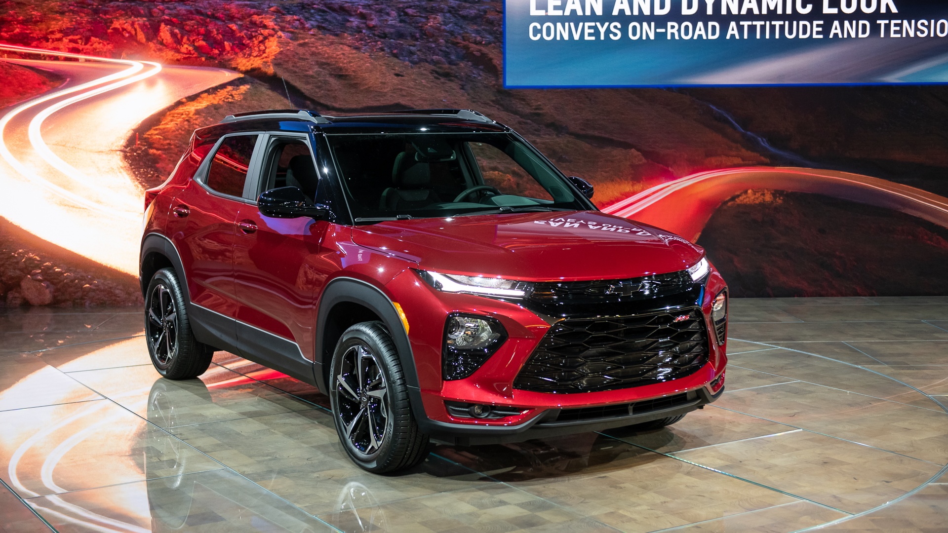 2021 Chevrolet Trailblazer debuts in LA with sub-$20,000 ...