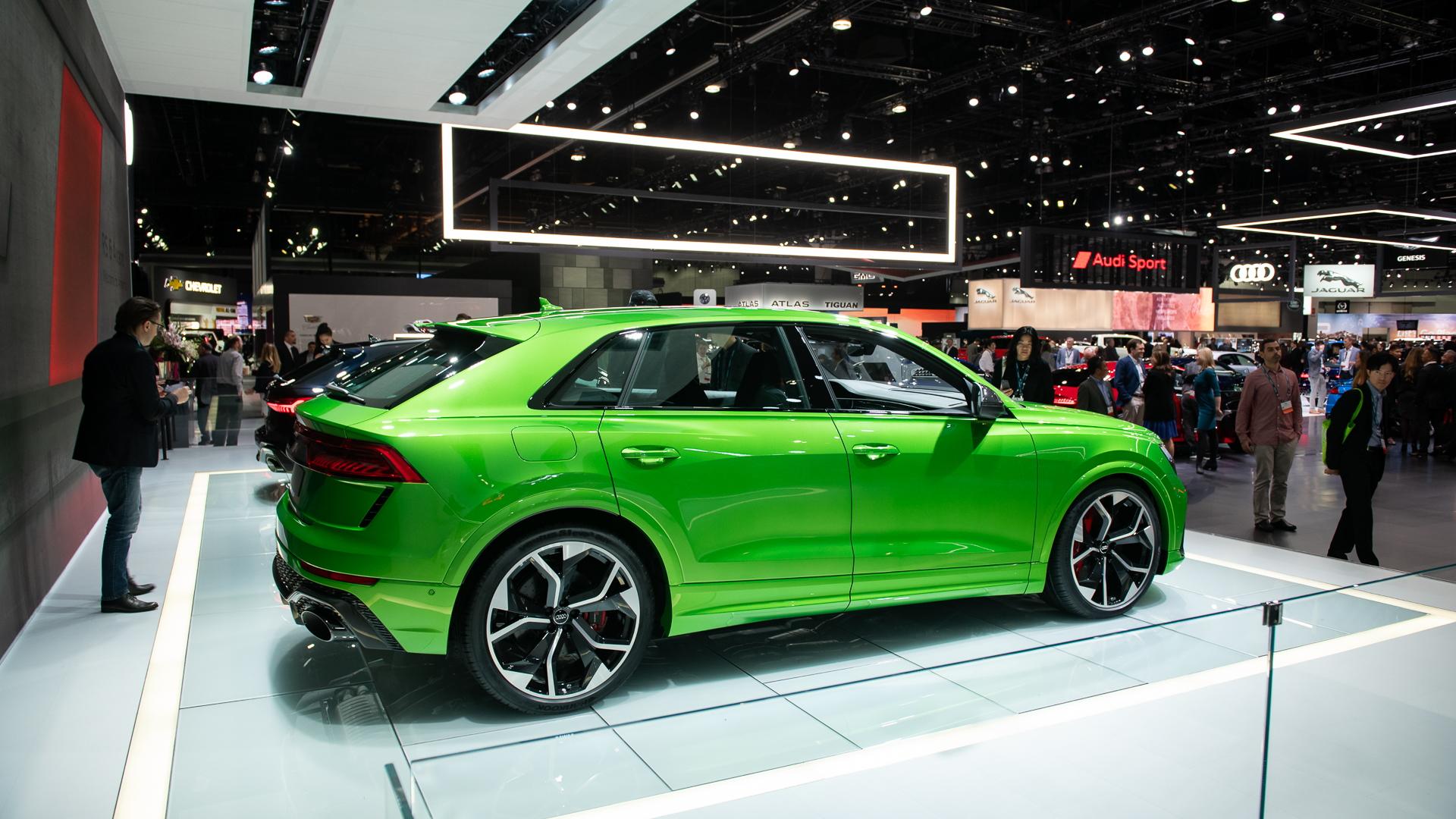 2020 Audi RS Q8, 2019 LA Auto Show