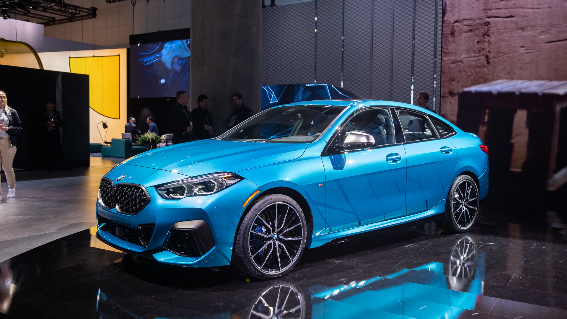 2020 2 Series Gran Coupe Doesn T Care What You Think An