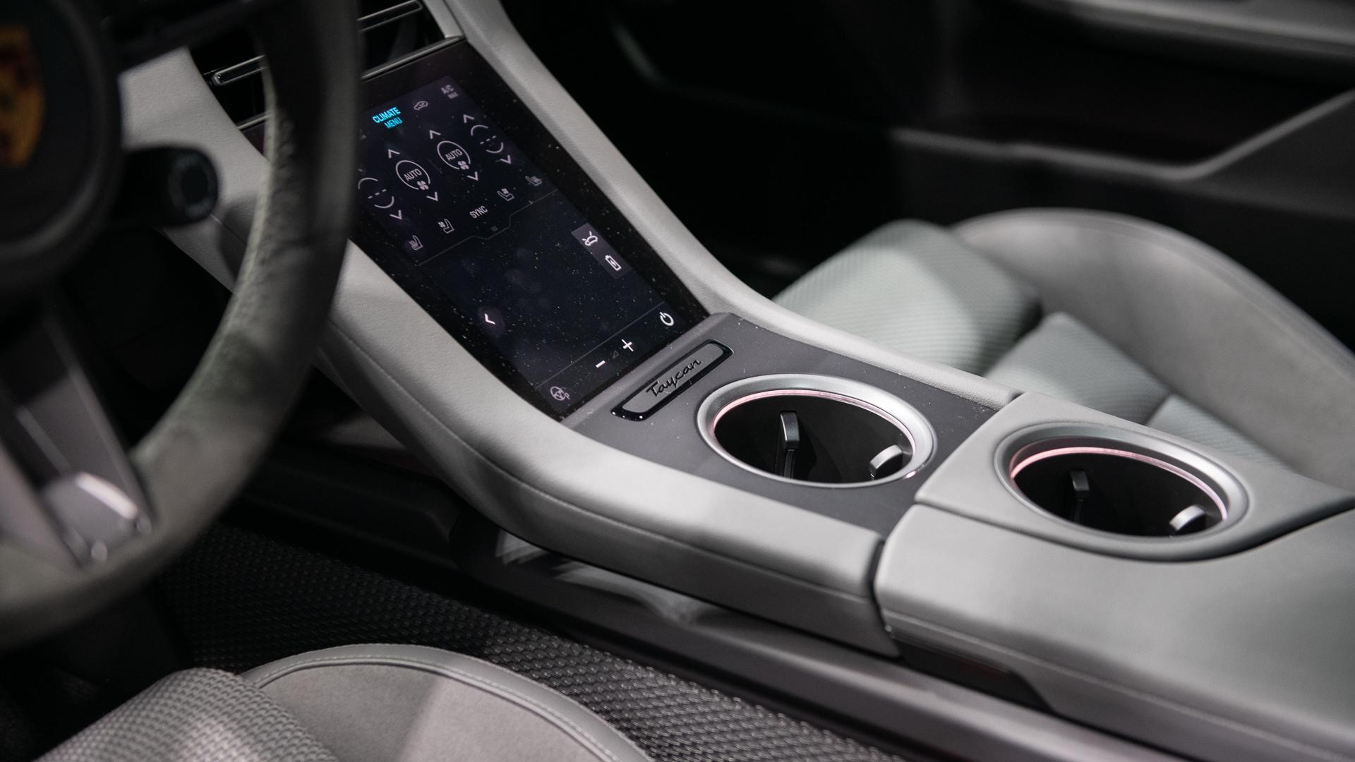 2020 Porsche Taycan 4S, 2019 LA Auto Show
