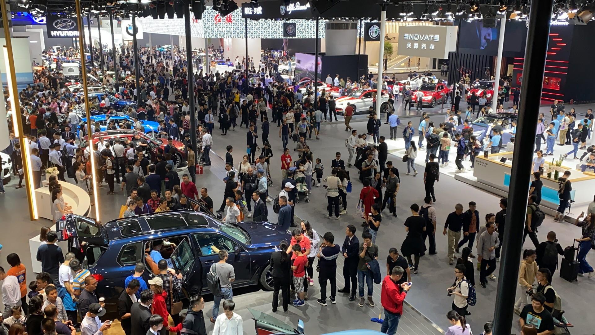 2019 Guangzhou Auto Show