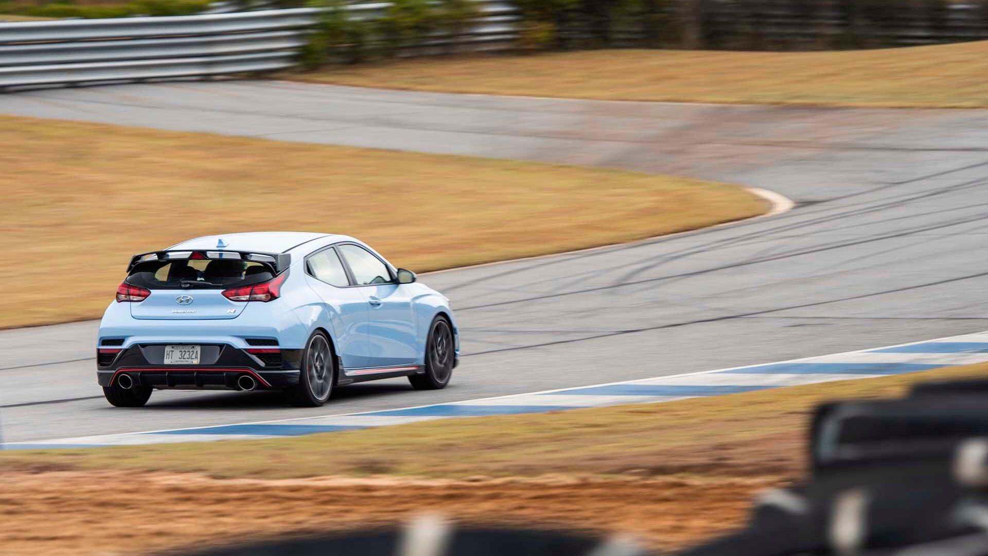 2019 Hyundai Veloster N - Best Car To Buy 2020