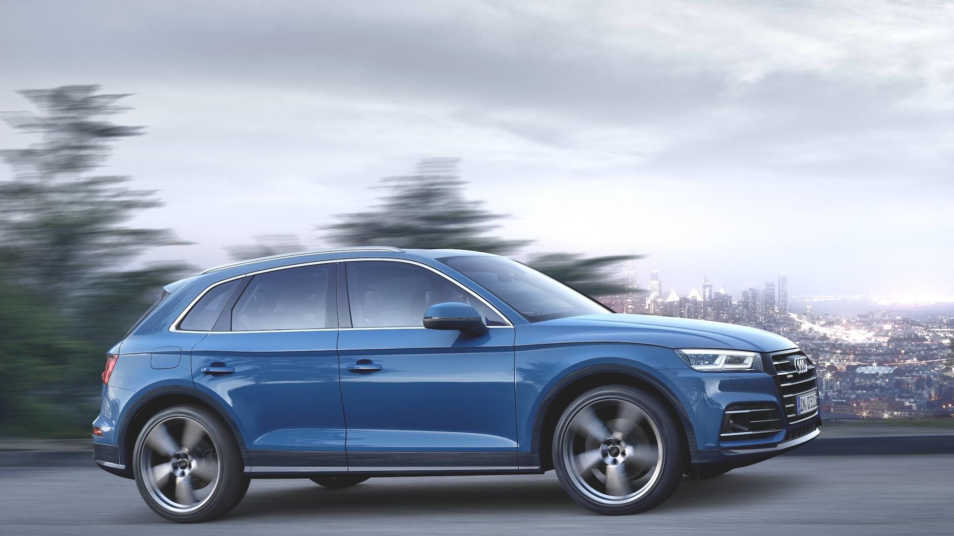 2020 Audi Q5 TFSI e