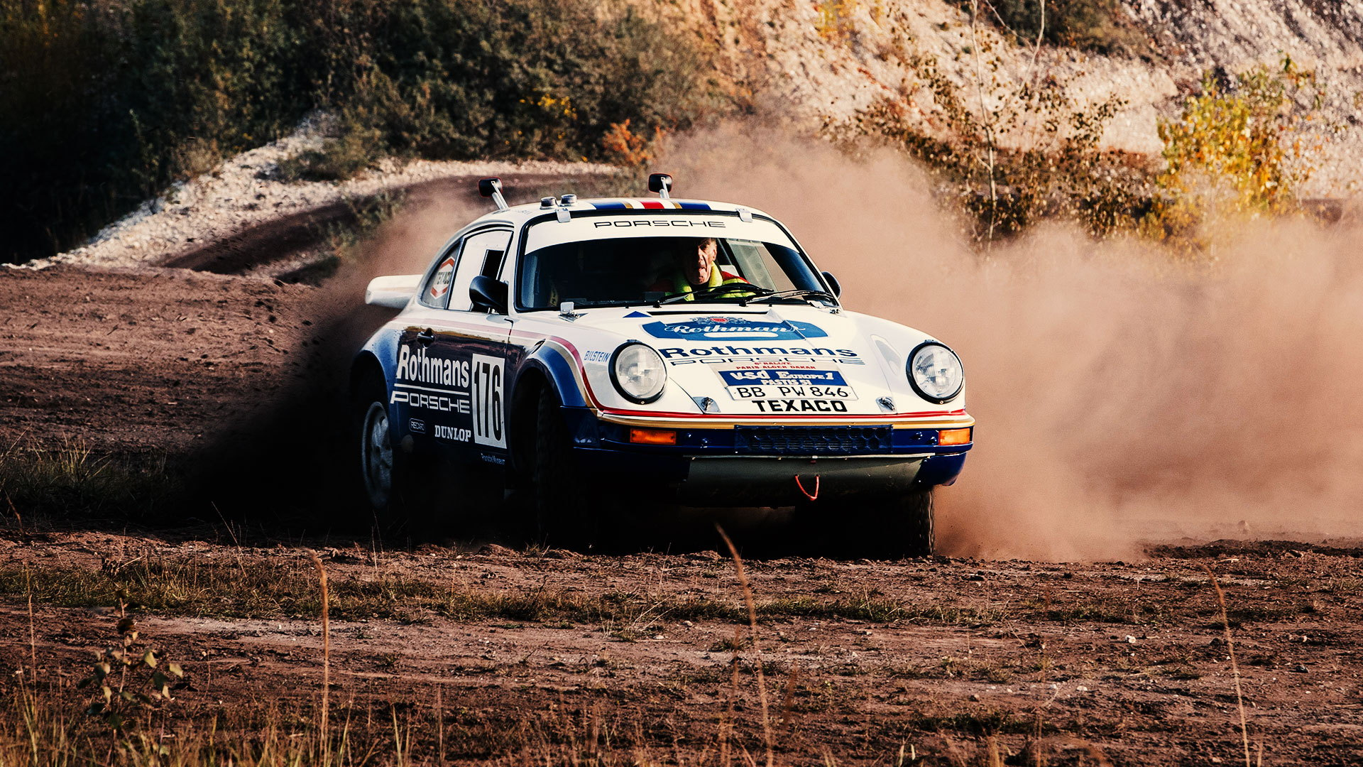 Top 5 Porsche rally cars