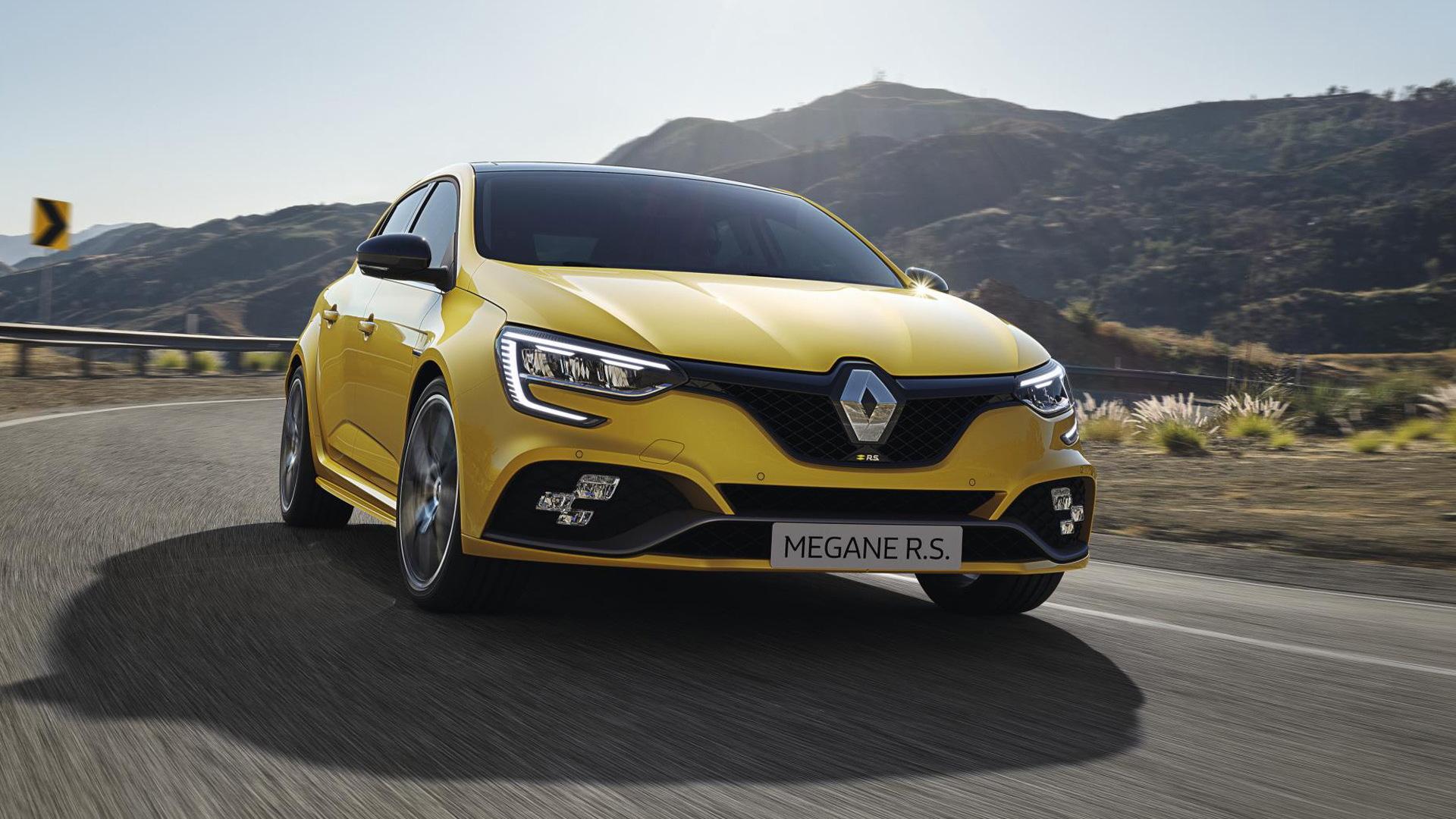 2020 Renault Megane RS