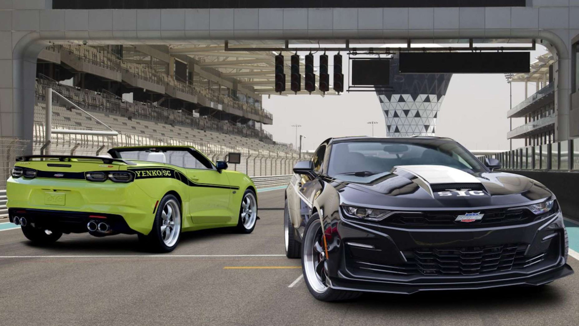 2020 Yenko/SC Stage I Camaro by Specialty Vehicle Engineering