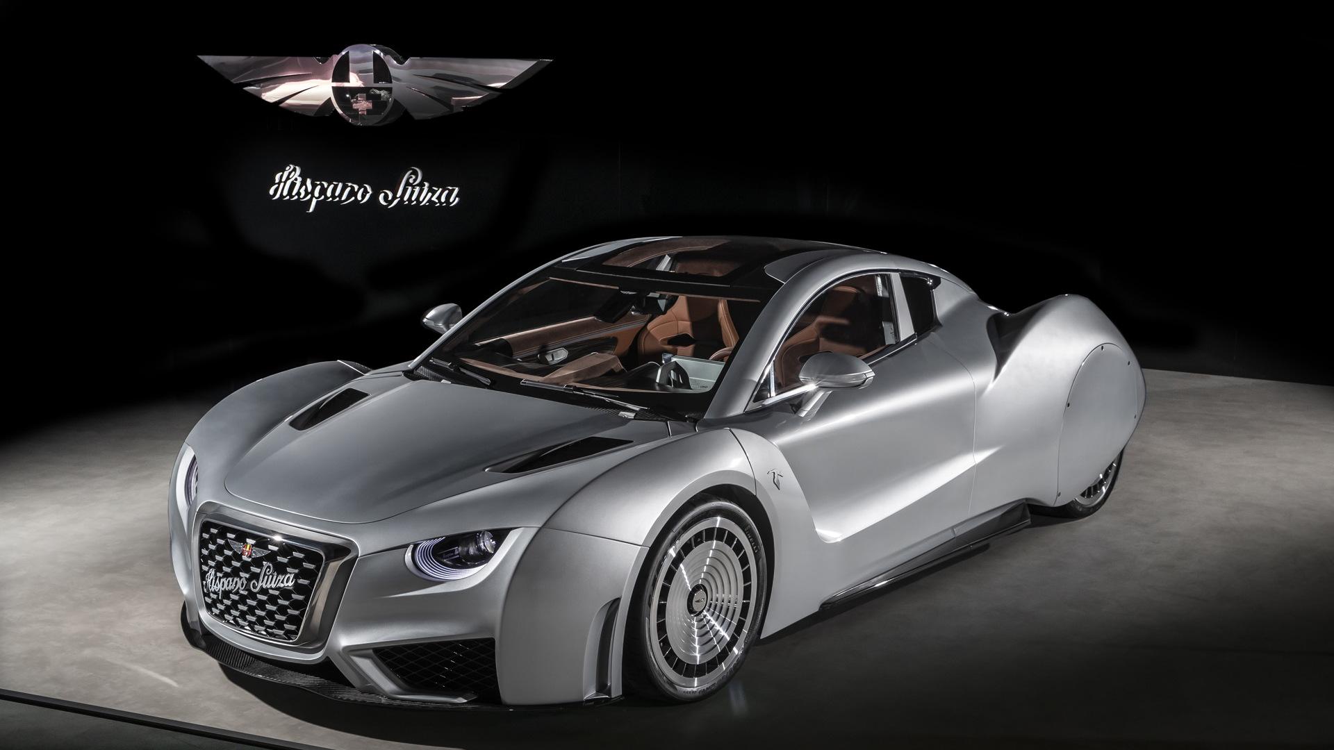 Hispano-Suiza Carmen
