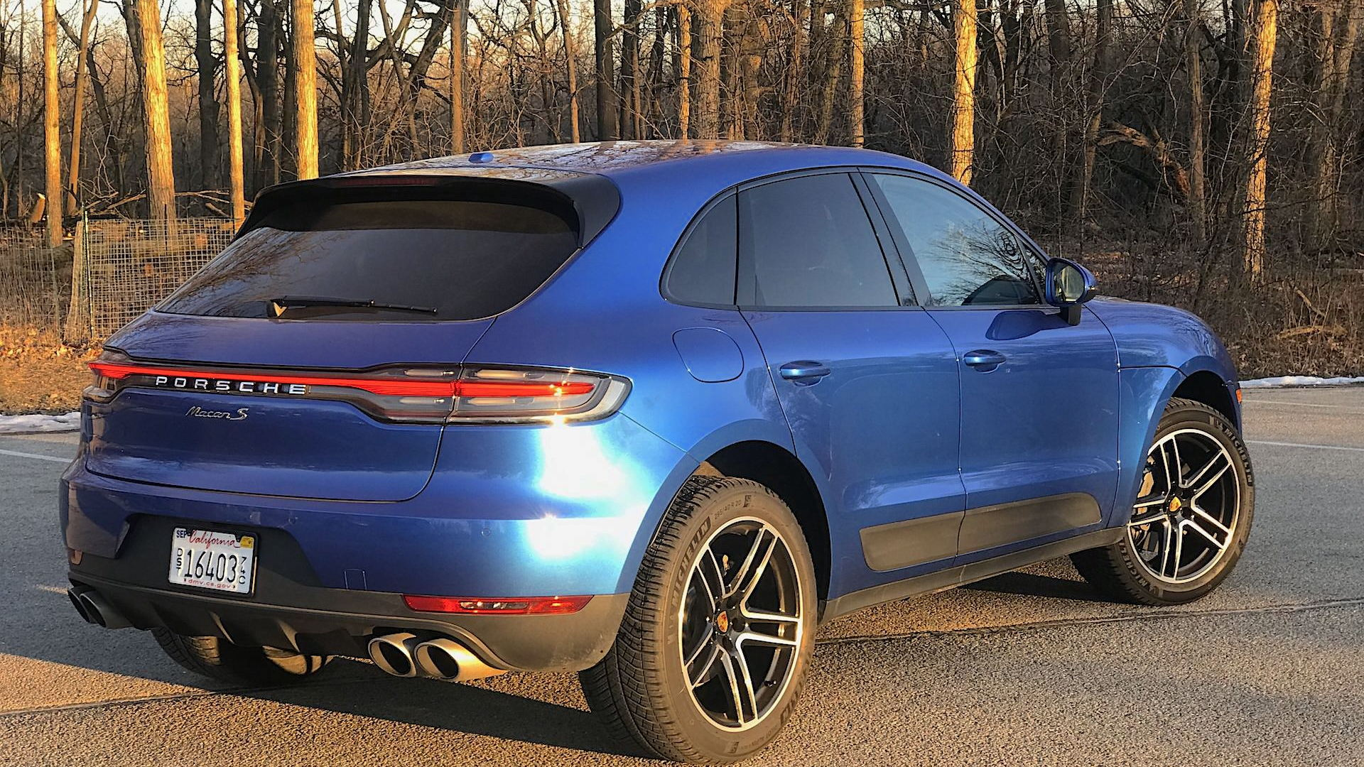 Review Update 2020 Porsche Macan S Goes Heavy On Performance And Light On Utility
