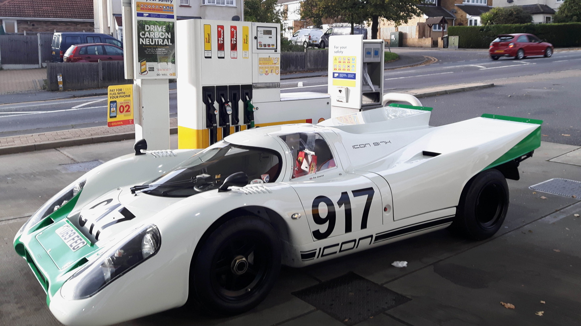 Icon Engineering Porsche 917 replica