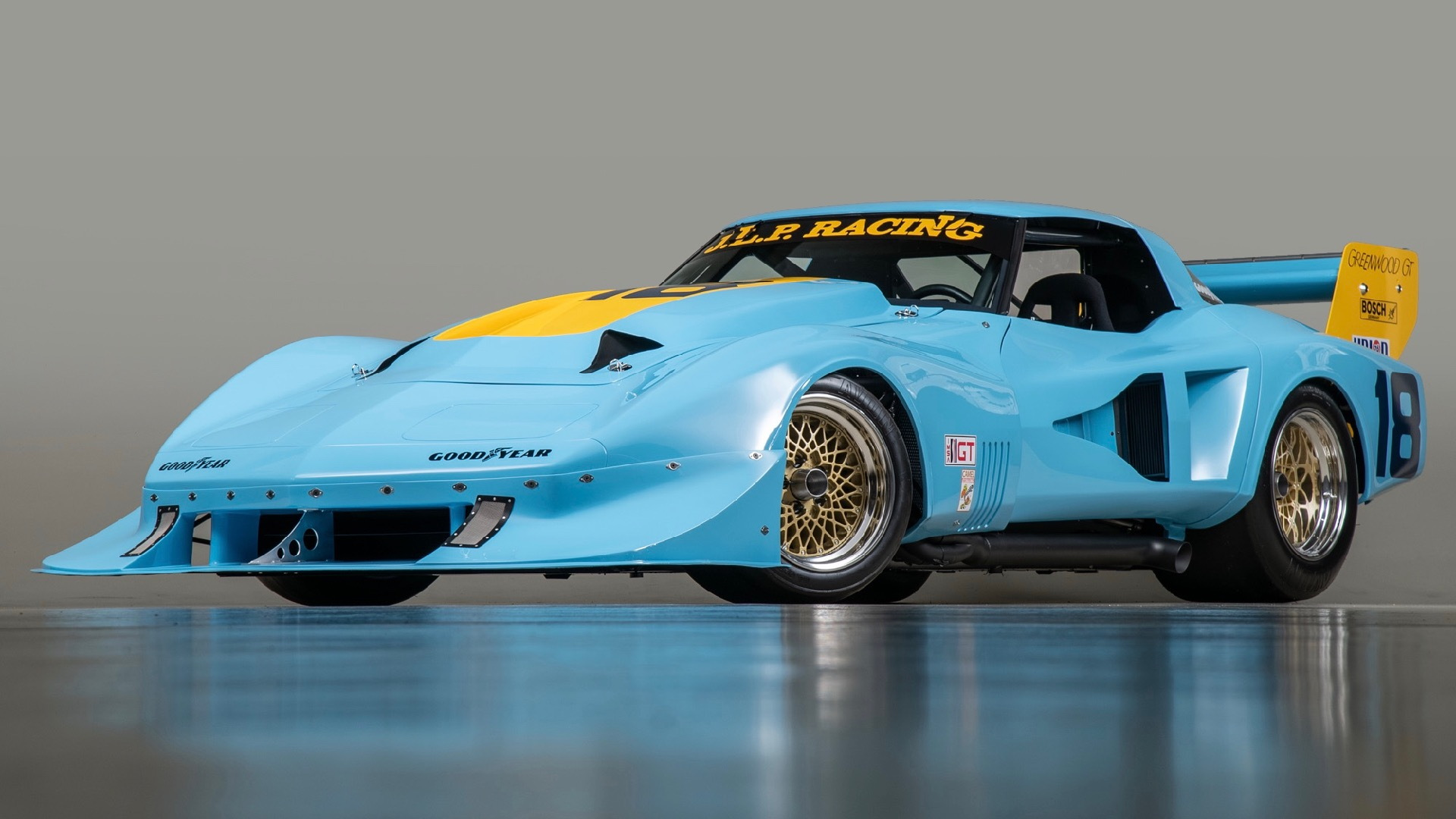 "1977 Chevrolet Corvette IMSA ""SuperVette"" (Photo by Canepa)"