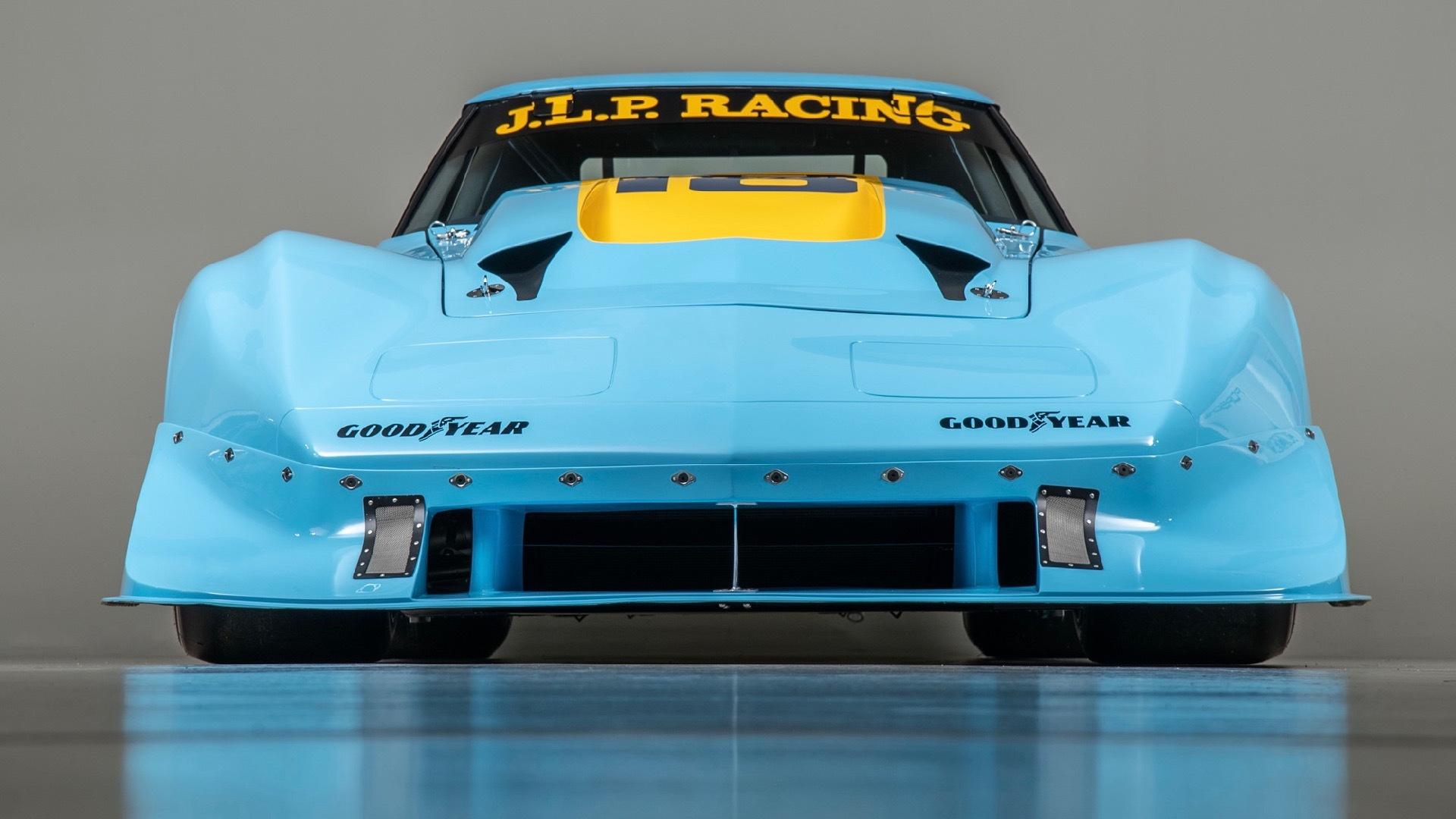 """1977 Chevrolet Corvette IMSA """"SuperVette"""" (Photo by Canepa)"""