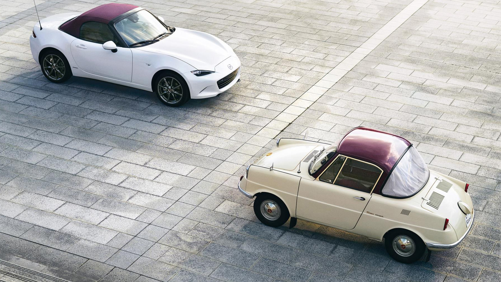 Mazda marks centennial with special-edition series