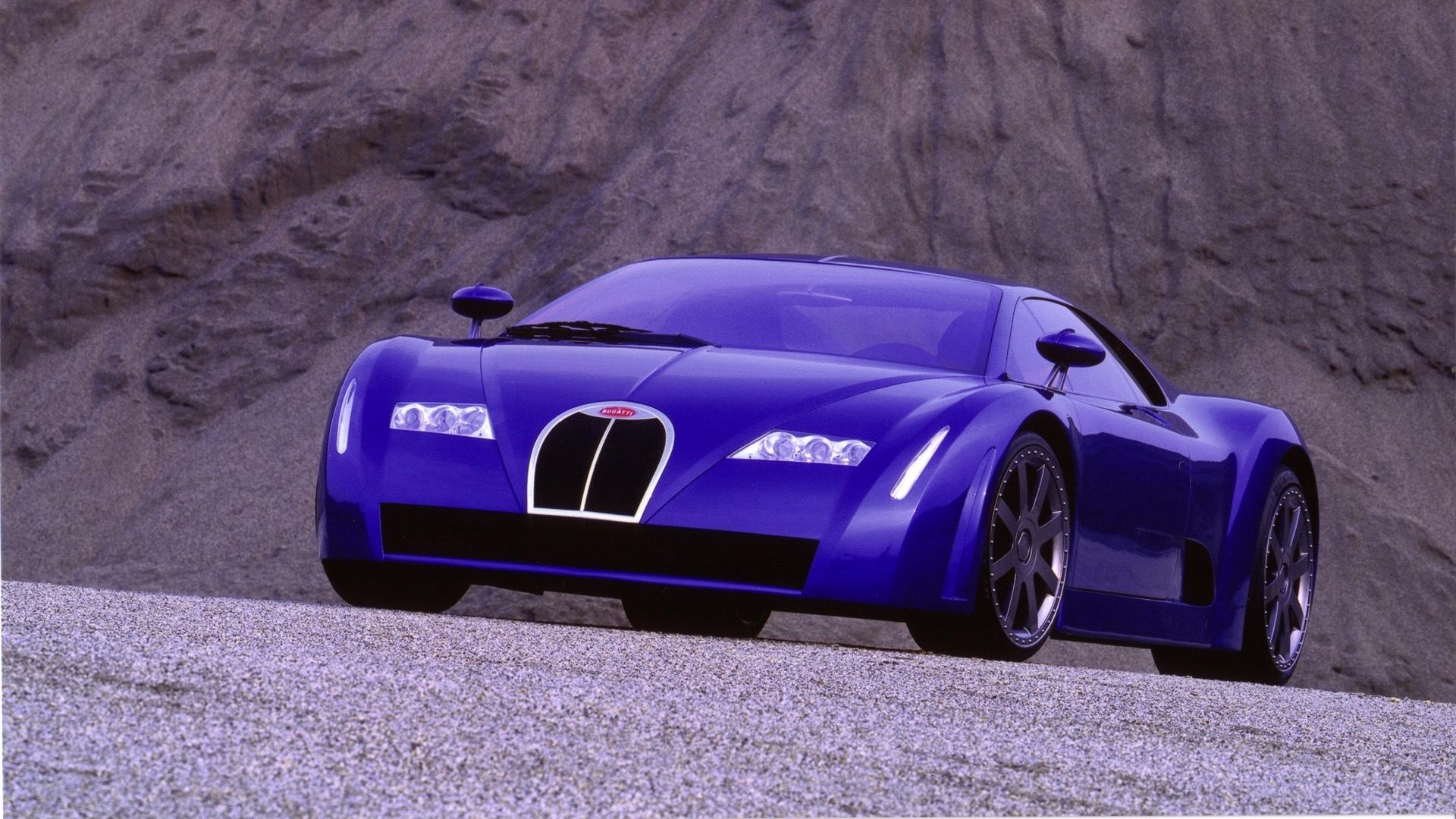 Bugatti EB 18/3 Chrion concept