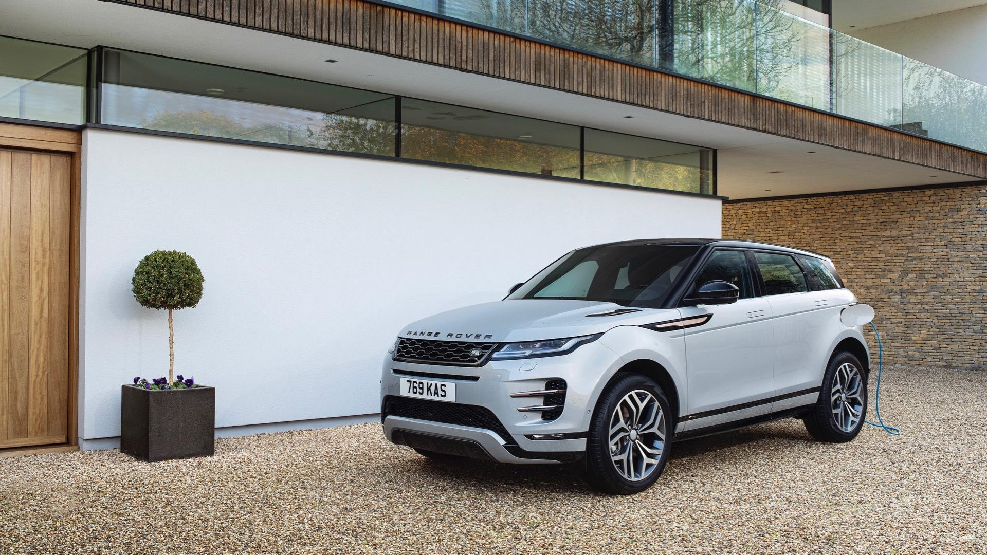 Land Rover Range Rover Evoque plug-in hybrid