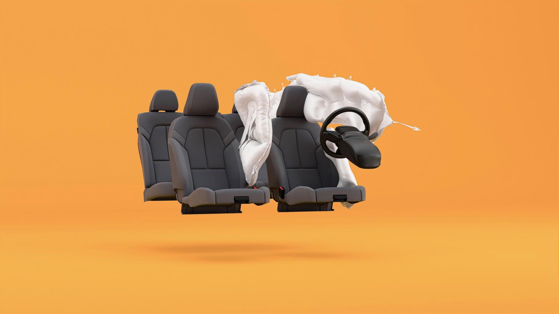 Polestar 2 airbags
