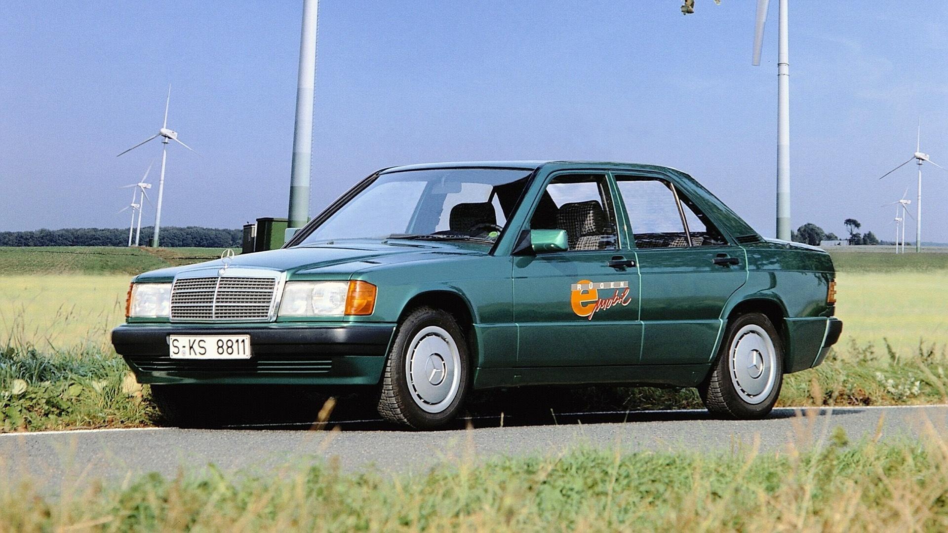 Mercedes-Benz 190E Elektro
