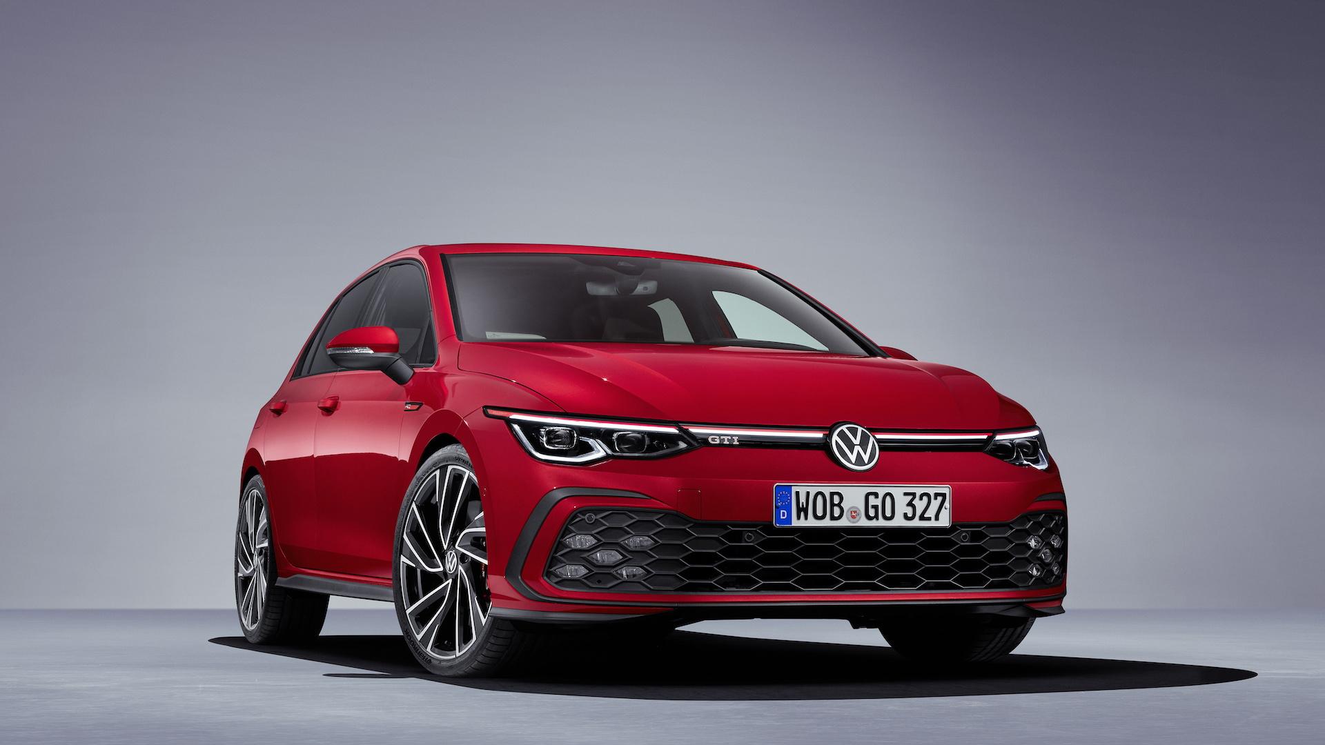 2022 Volkswagen Golf GTI