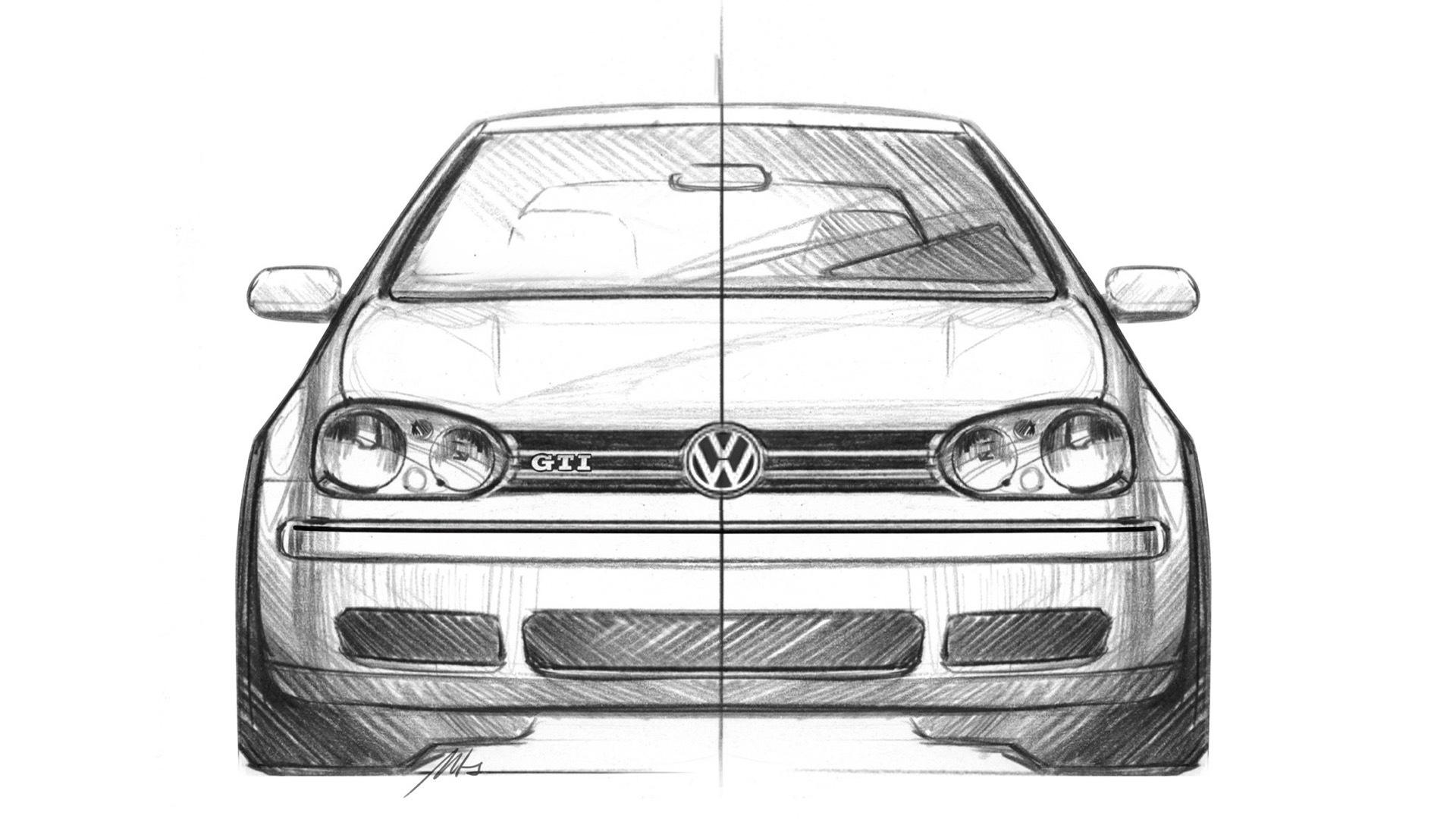 Volkswagen GTI Mk IV
