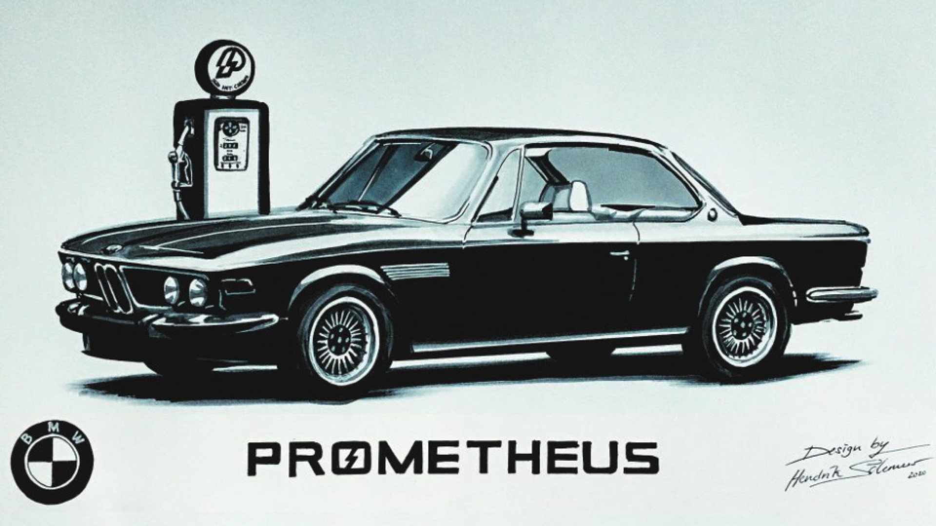 BMW i Ventures invests in Prometheus