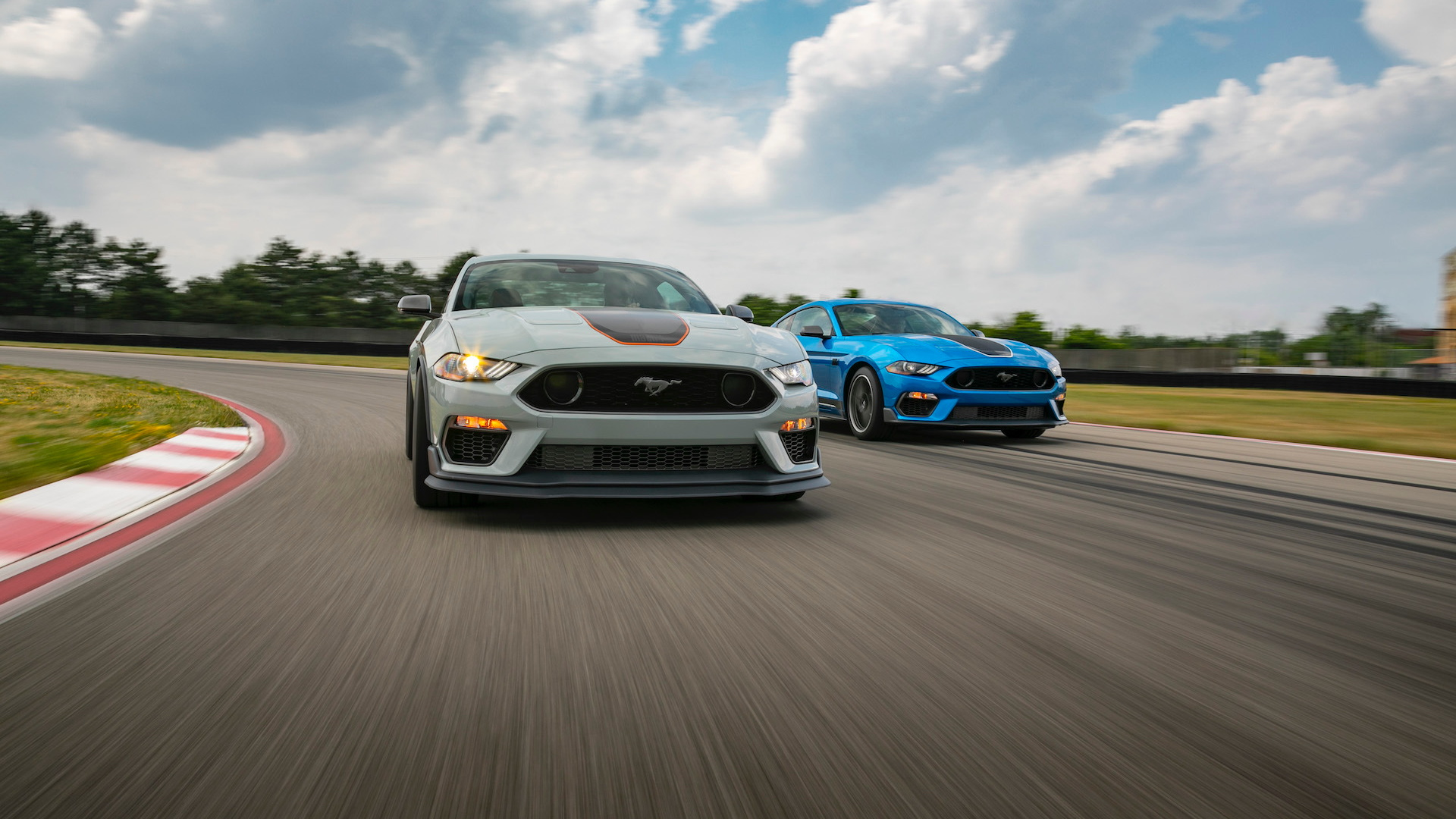 Ford Mustang Mach 1 Also Replaces Mustang GT Performance Package 2 class=