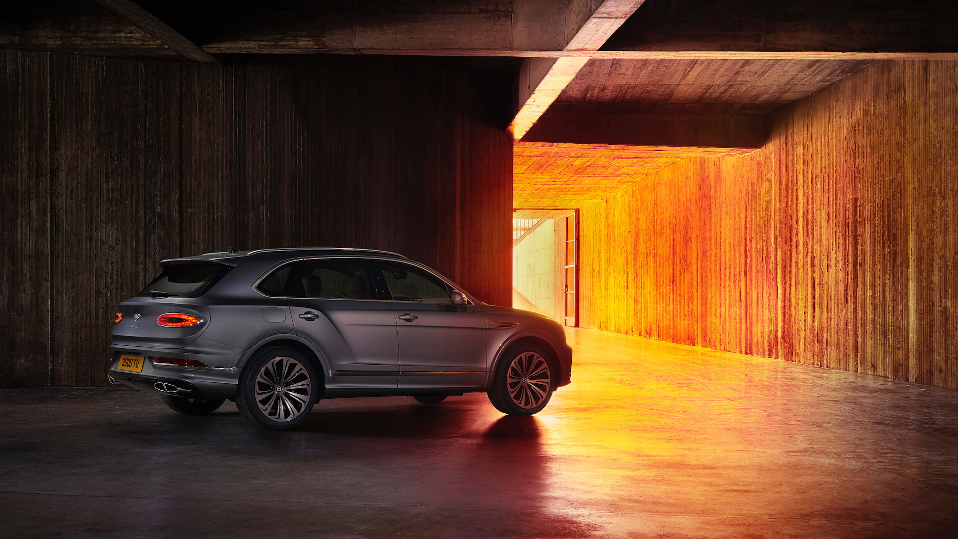 2021 Bentley Bentayga Preview Mid Cycle Update Sees New Styling Added Comfort For Luxury Suv