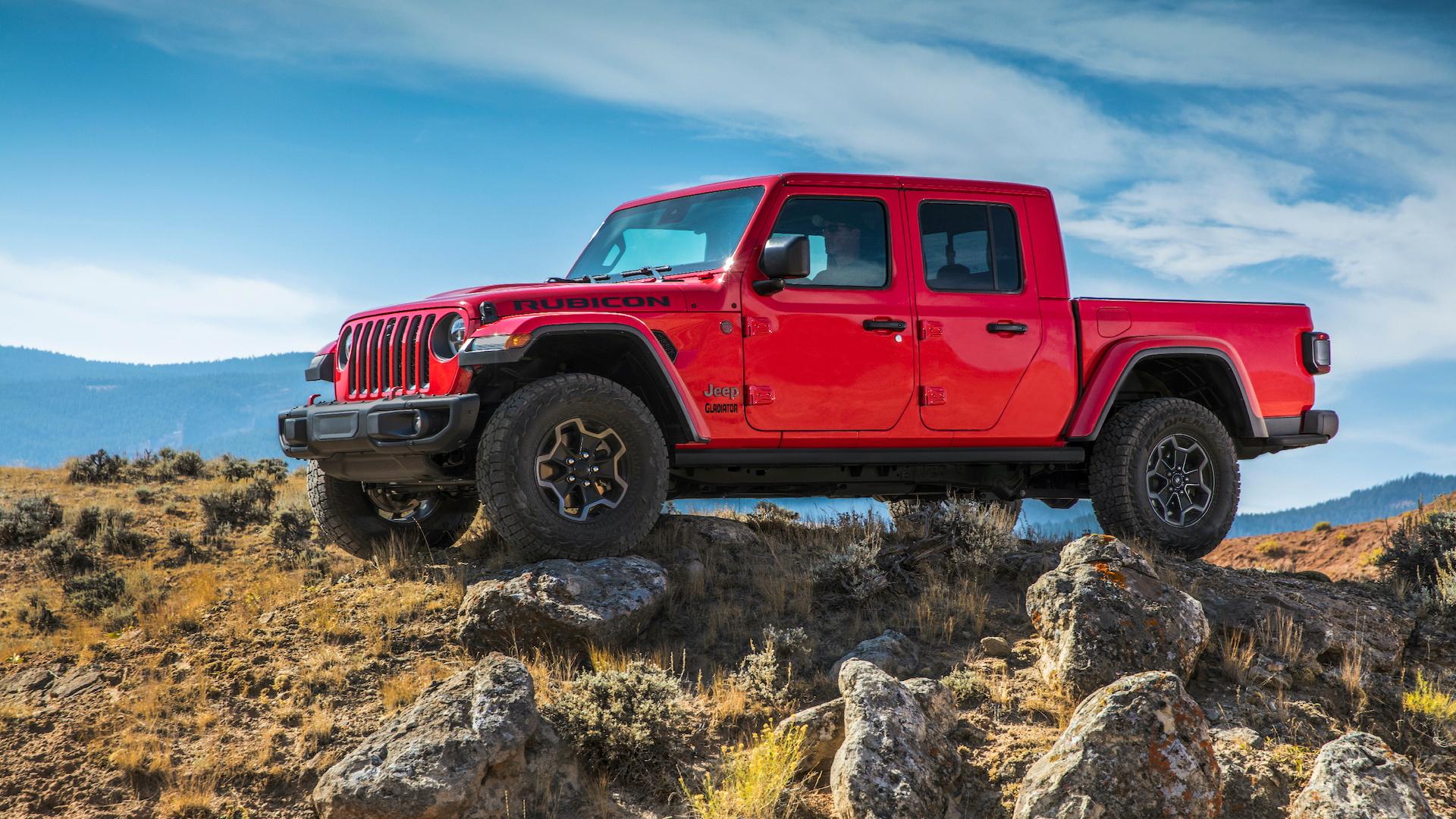 2021 Jeep Gladiator EcoDiesel