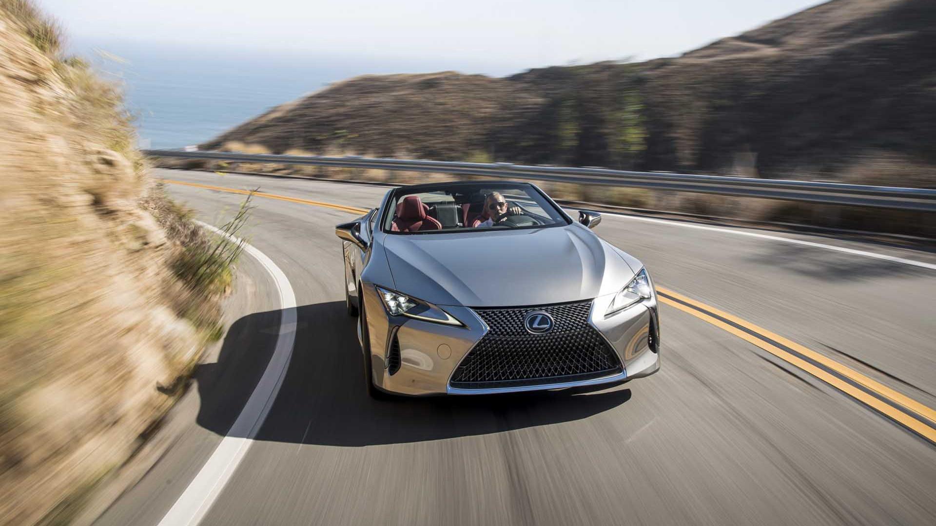 2021 Lexus LC Convertible