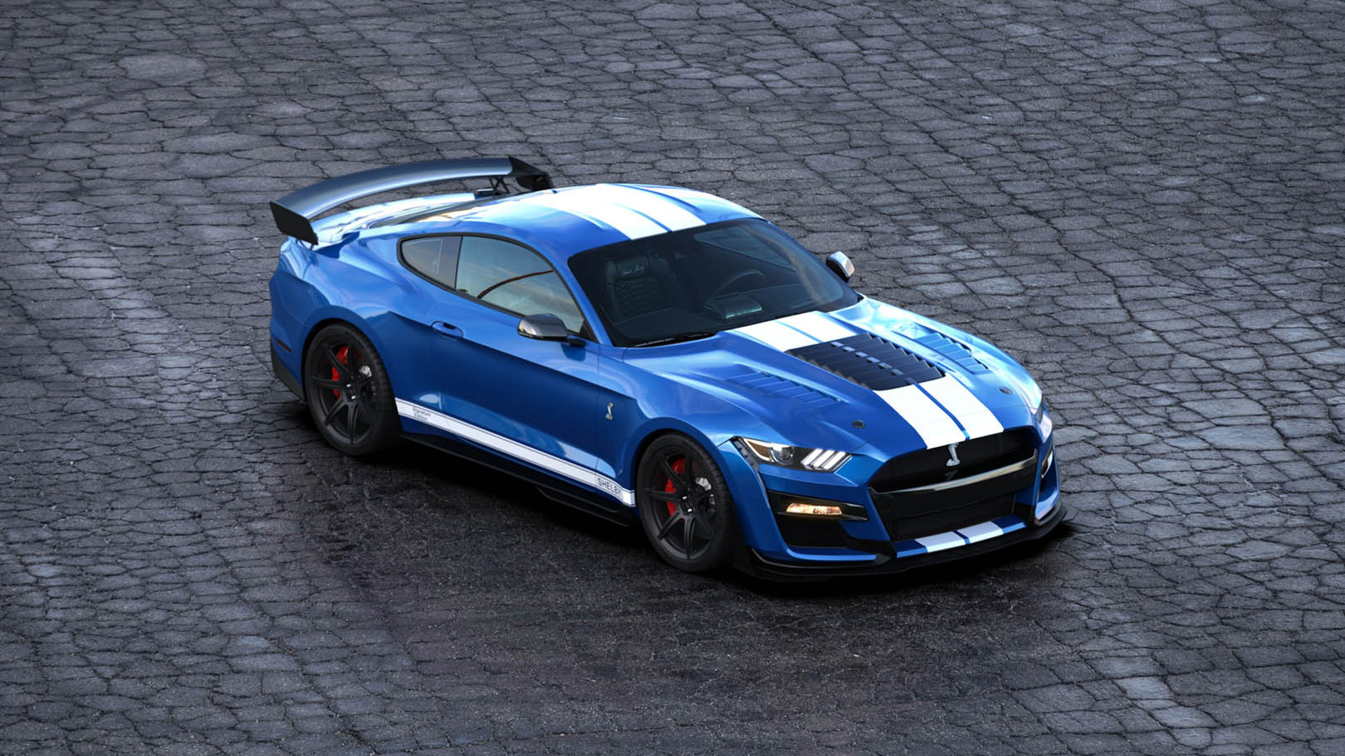 2020 Ford Shelby GT500SE