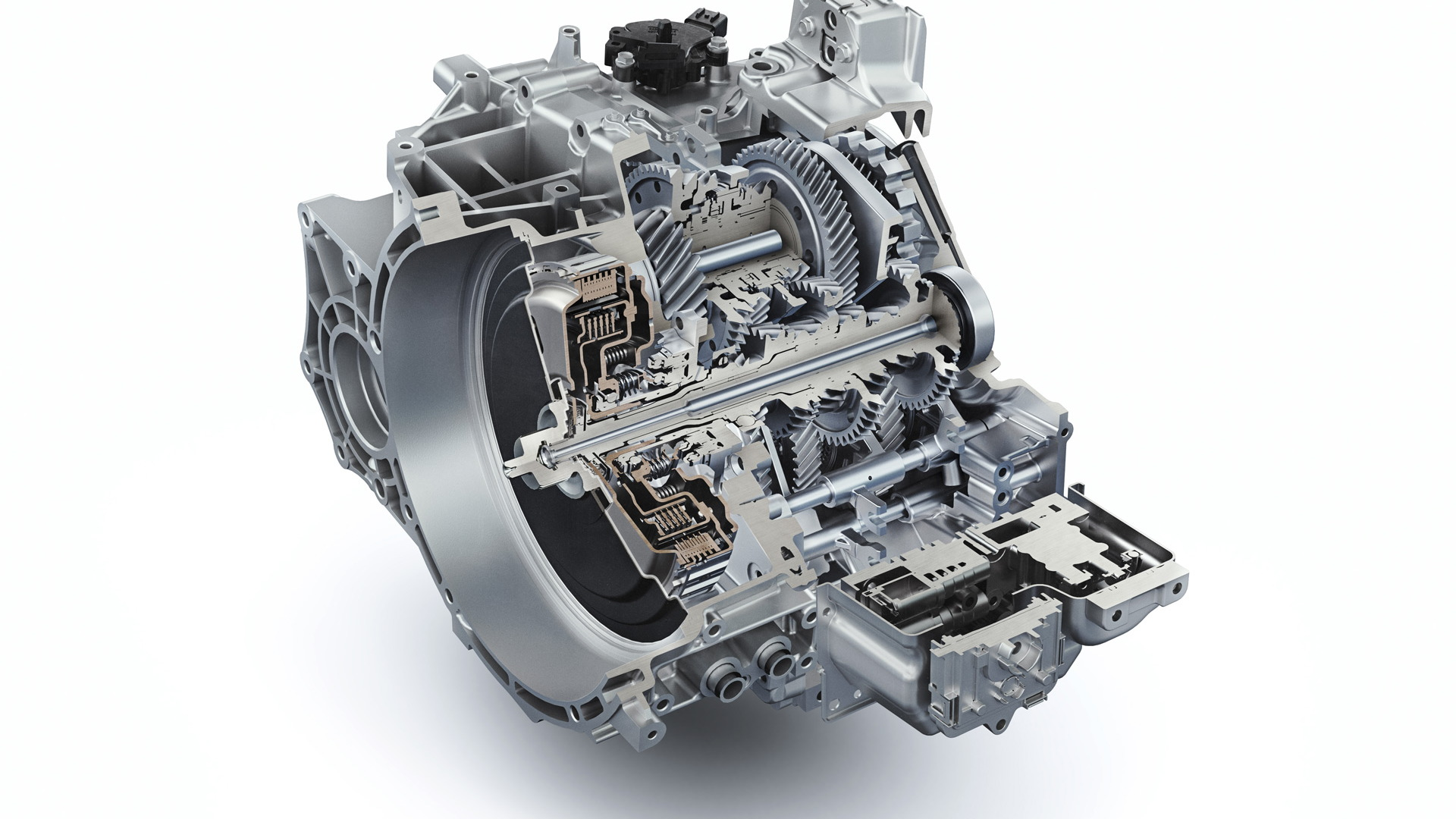 2021 Hyundai Veloster N's dual-clutch transmission