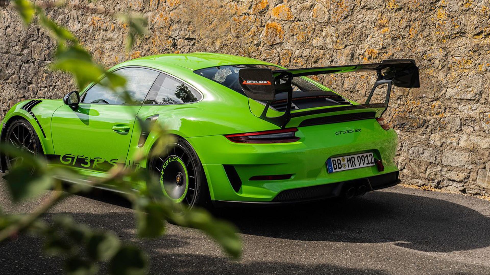 2019 Porsche 911 GT3 RS MR